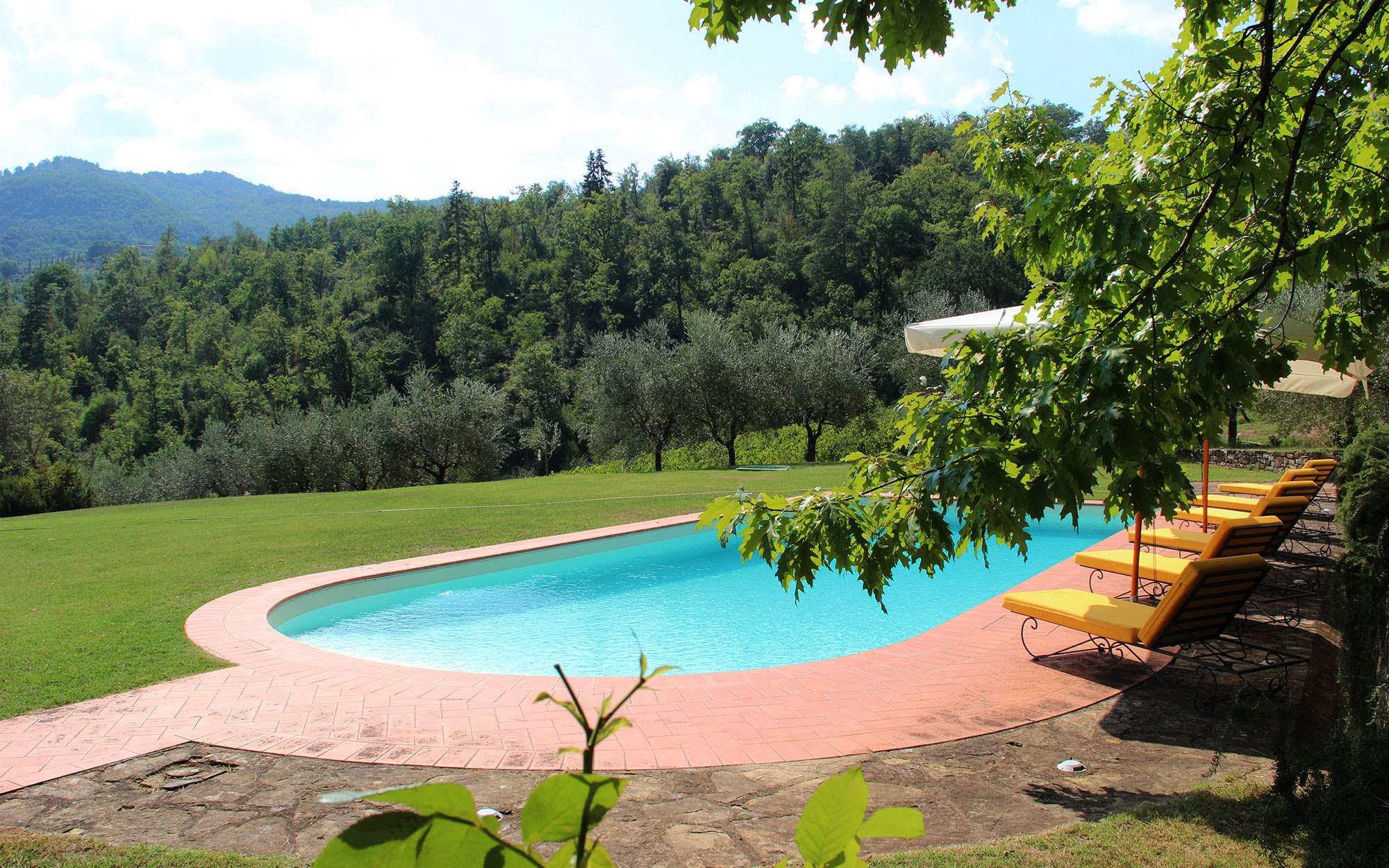 Villa Felicita, Main house only, 6 persons rate, 3 bedroom villa in Chianti & Countryside, Tuscany Photo #4