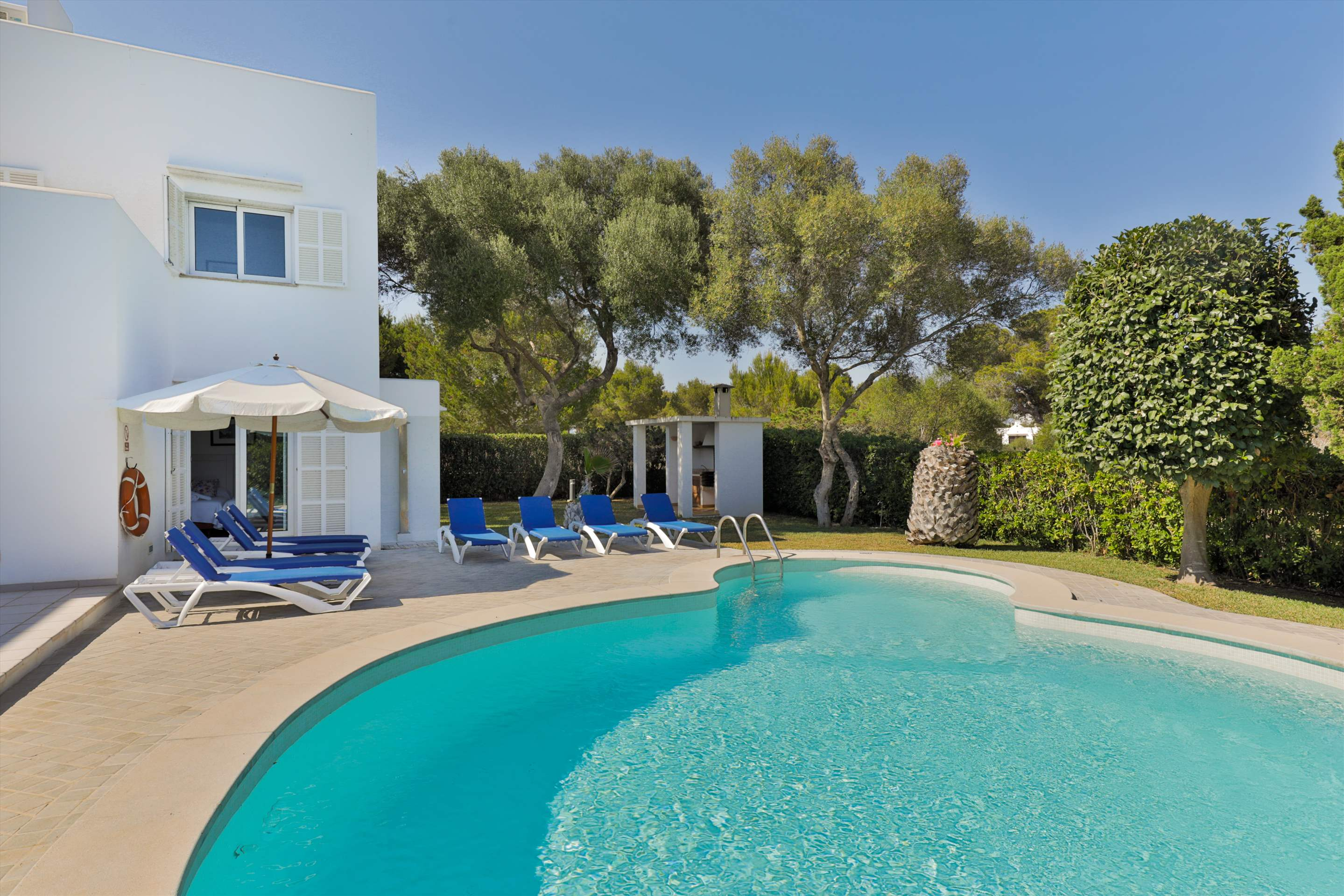 Villa Daria, 4 bedroom villa in Cala d'Or , Majorca