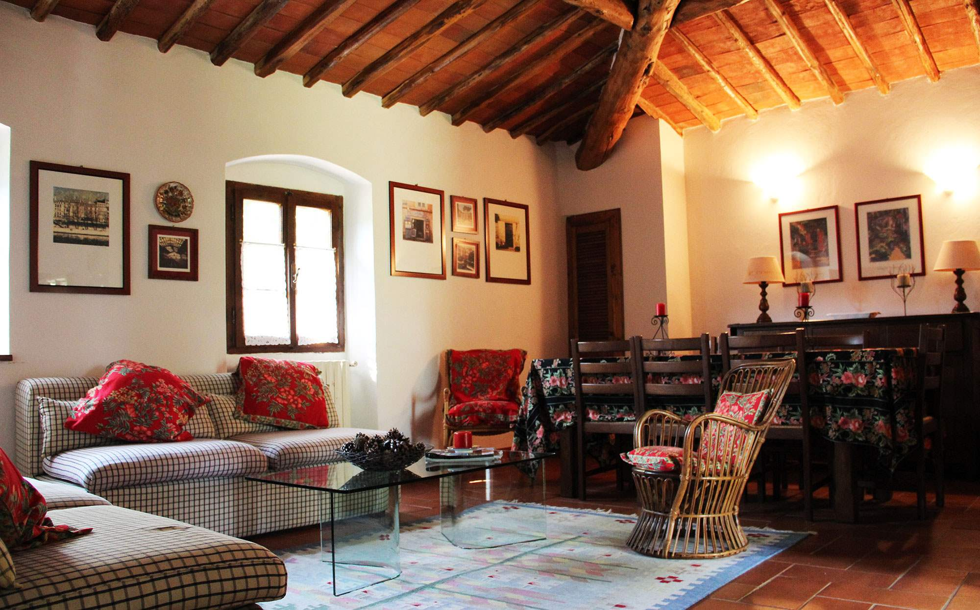 Villa Felicita, Main house and apartment, 10 persons rate, 5 bedroom villa in Chianti & Countryside, Tuscany Photo #25