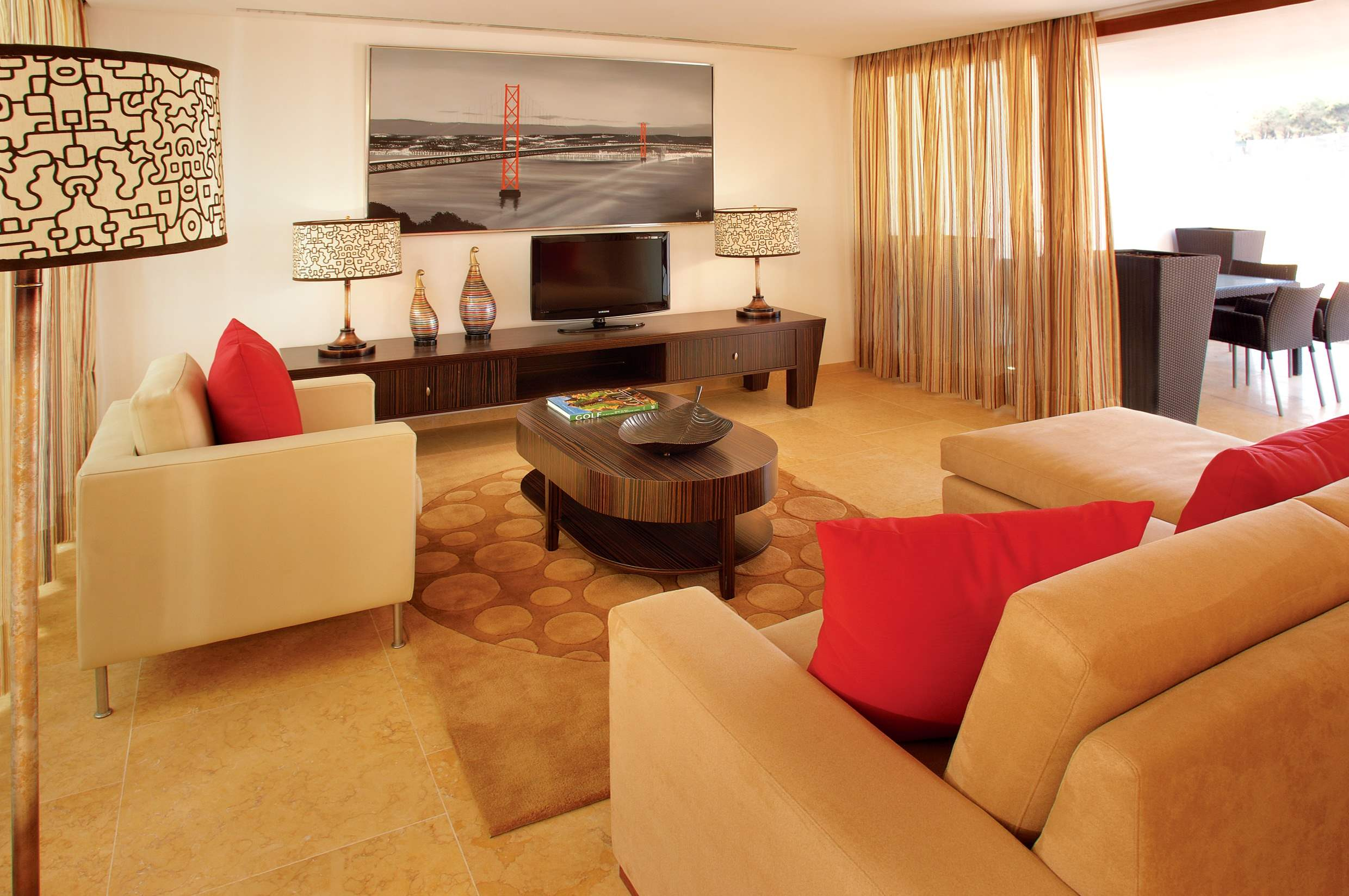 Pine Cliffs Terraces, 2 Bedroom, room only basis , 2 bedroom villa in Pine Cliffs Resort, Algarve Photo #4