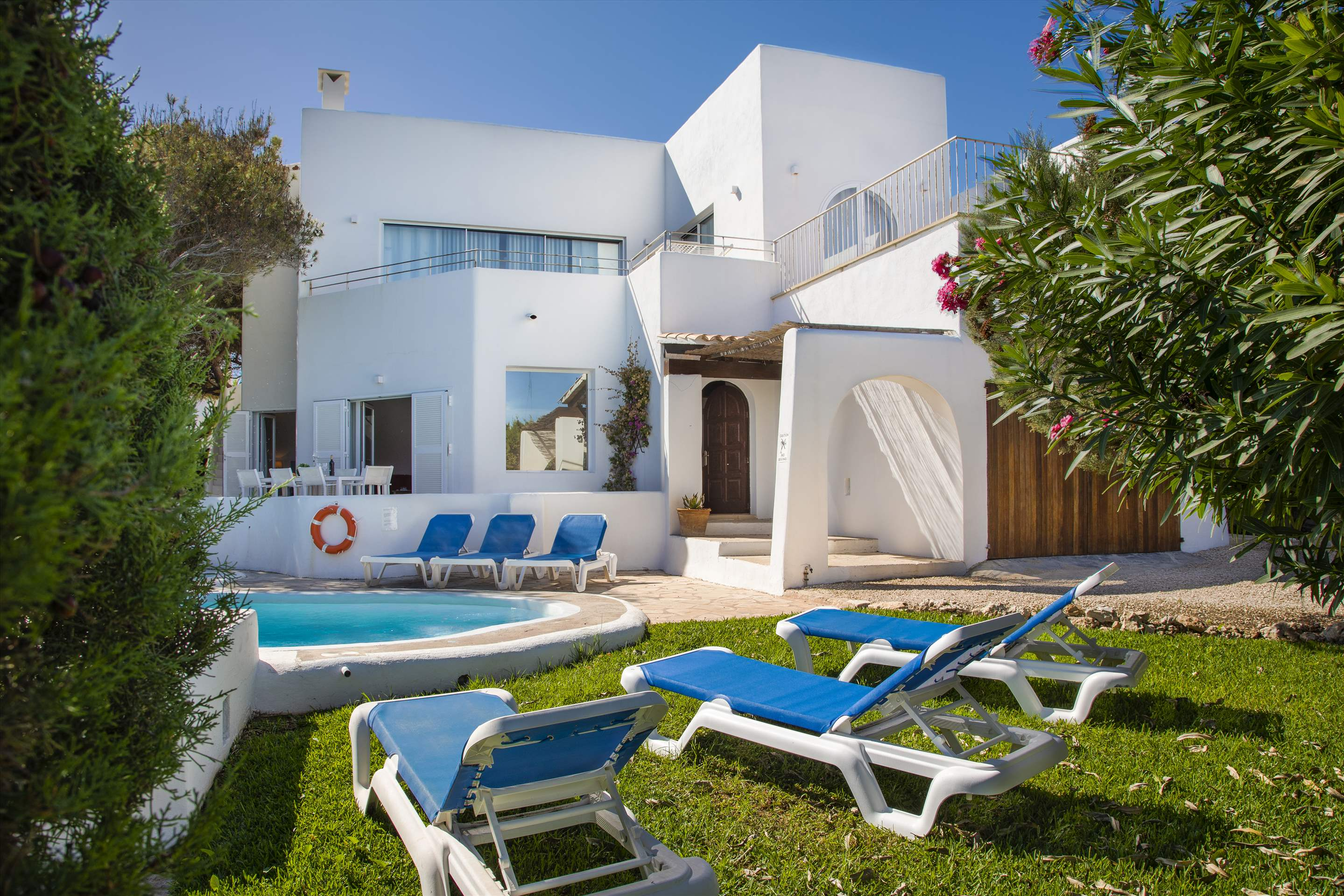 Mar Gran, 4 bedroom villa in Cala d'Or , Majorca