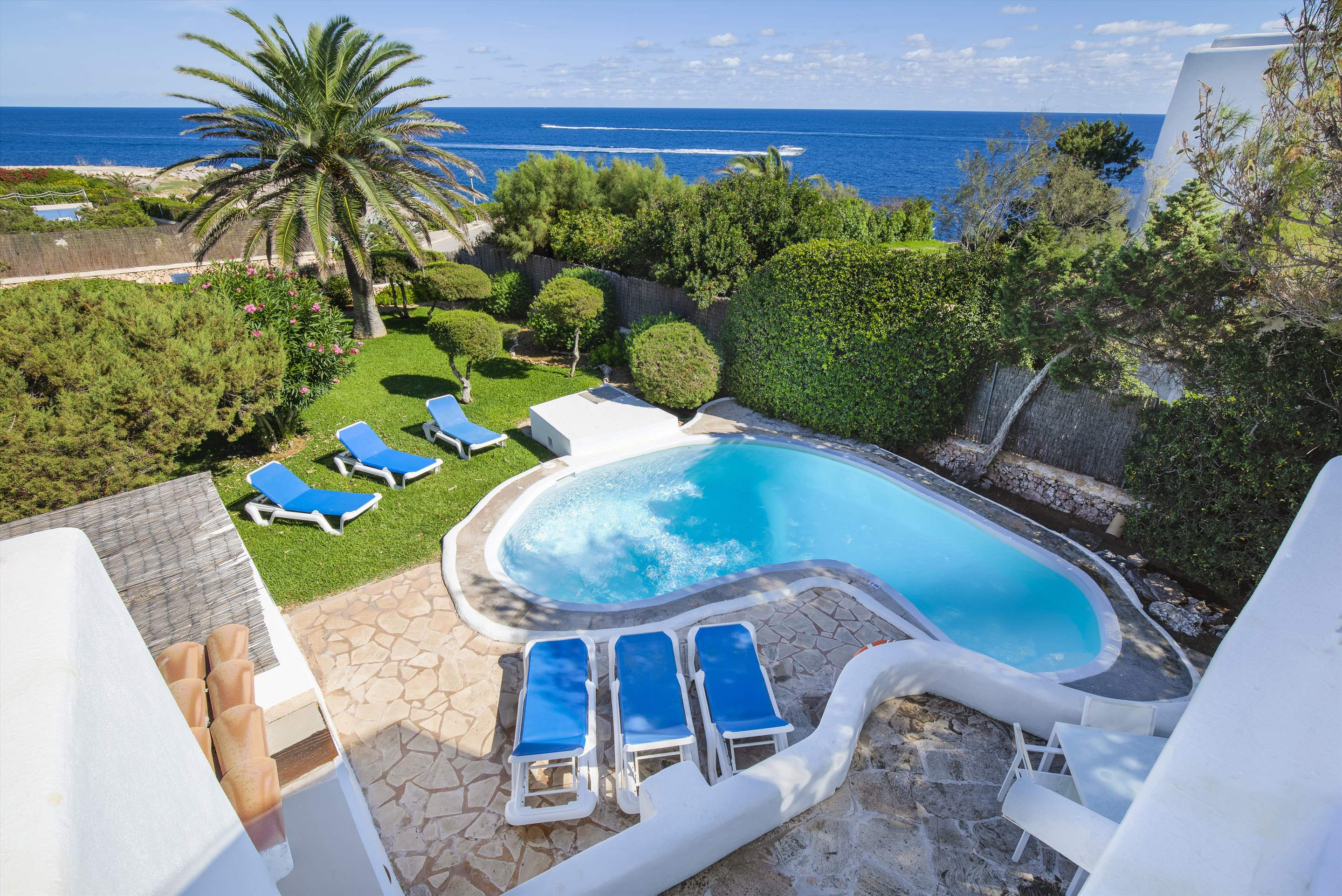Mar Gran, 4 bedroom villa in Cala d'Or , Majorca Photo #4