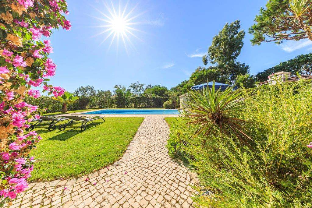 Villa Lorena, 3 bedroom villa in Vale do Lobo, Algarve Photo #10