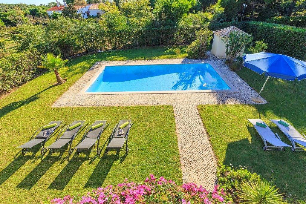 Villa Lorena, 3 bedroom villa in Vale do Lobo, Algarve Photo #13