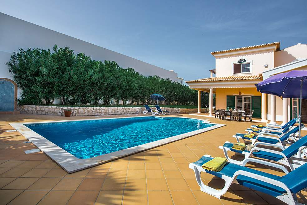 Villa Luis, 7-8 Persons Rate, 4 bedroom villa in Gale, Vale da Parra and Guia, Algarve Photo #13