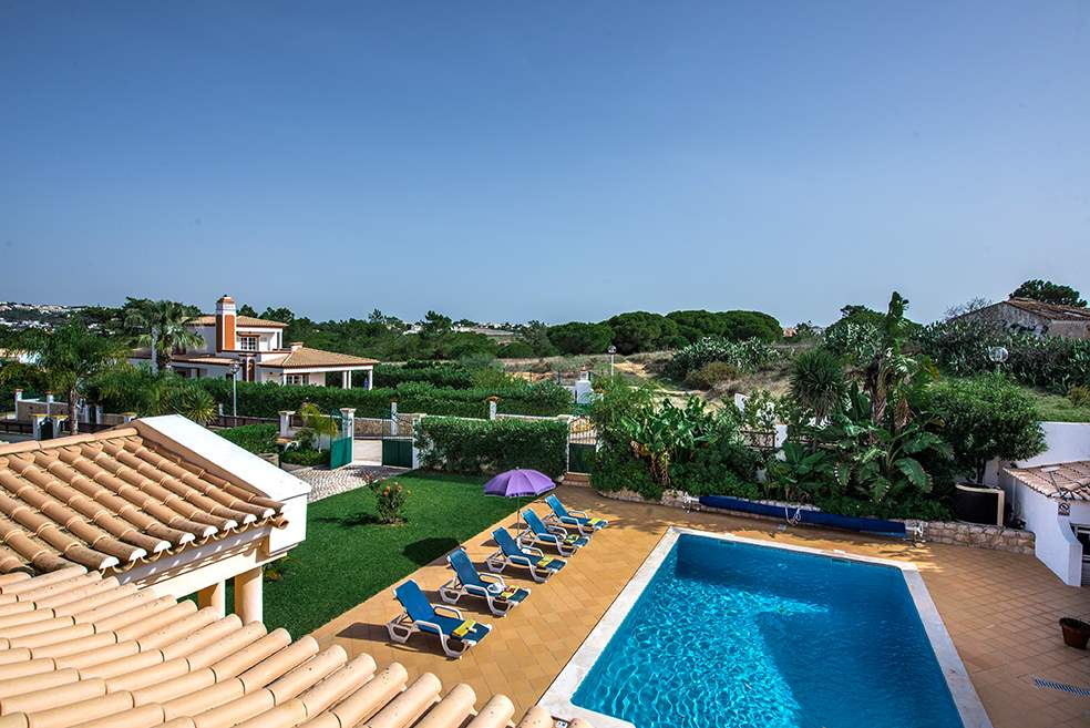 Villa Luis, 7-8 Persons Rate, 4 bedroom villa in Gale, Vale da Parra and Guia, Algarve Photo #24