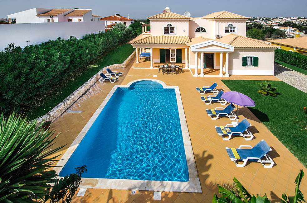 Villa Luis, 7-8 Persons Rate, 4 bedroom villa in Gale, Vale da Parra and Guia, Algarve Photo #26