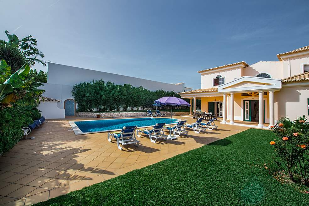 Villa Luis, 7-8 Persons Rate, 4 bedroom villa in Gale, Vale da Parra and Guia, Algarve Photo #27