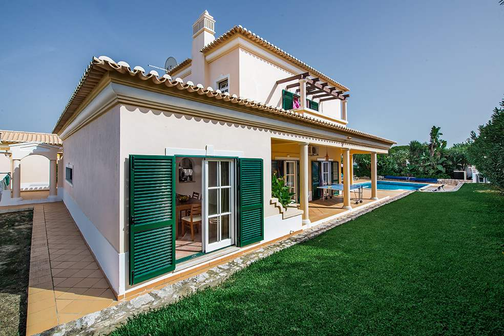 Villa Luis, 7-8 Persons Rate, 4 bedroom villa in Gale, Vale da Parra and Guia, Algarve Photo #29