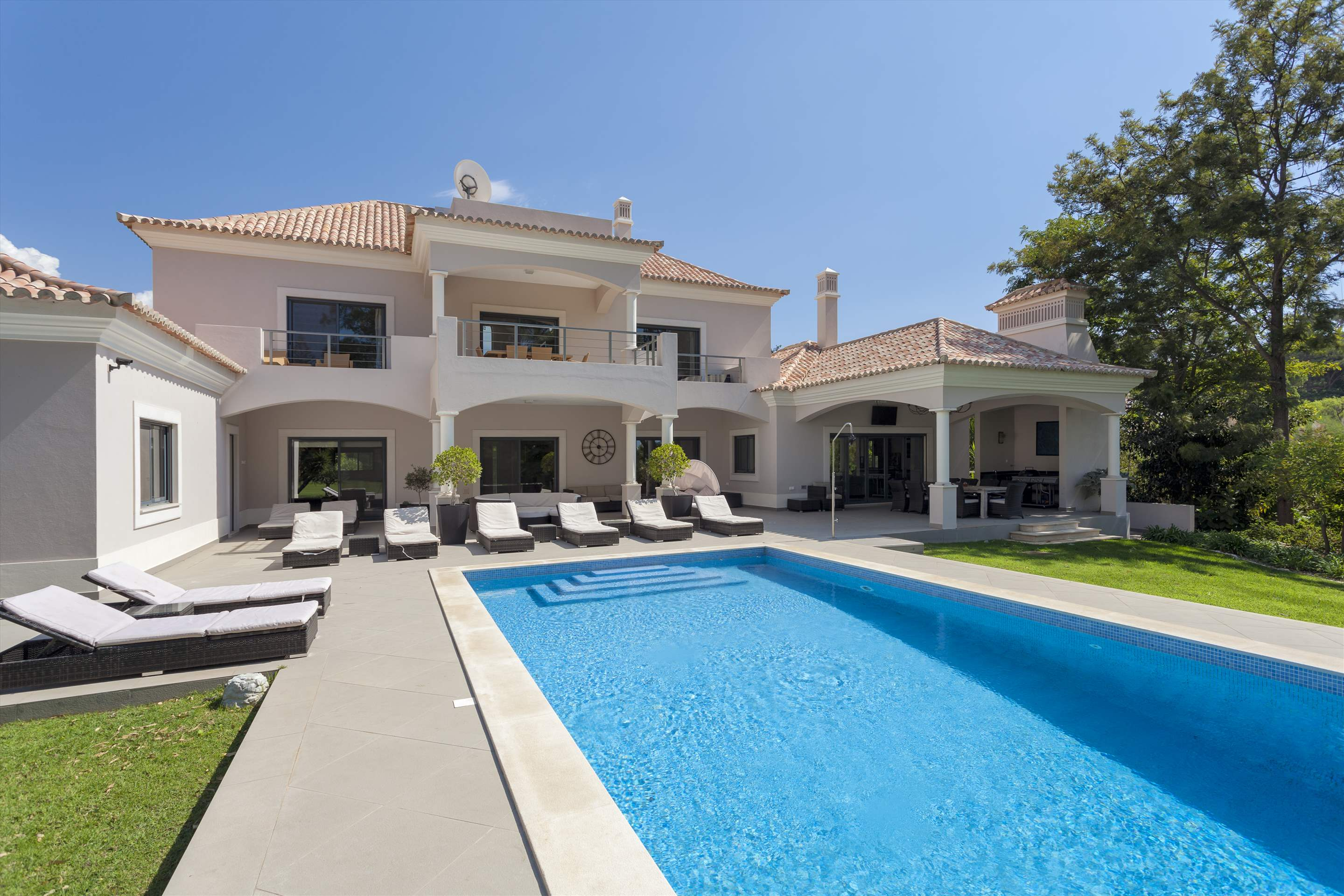 Villa Mar Azul, 5 bedroom villa in Vale do Lobo, Algarve Photo #4