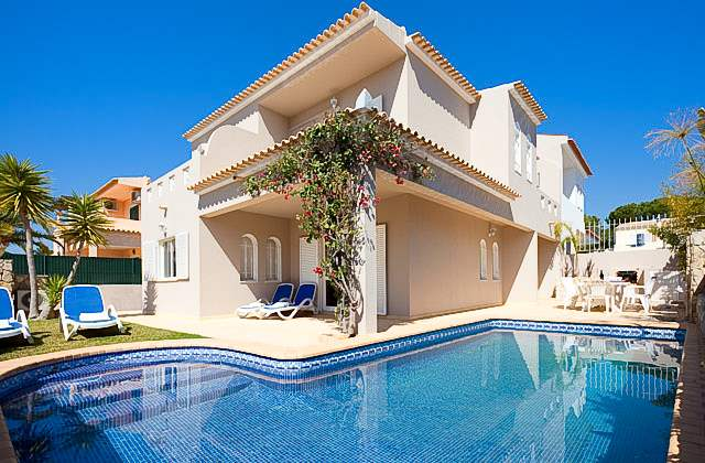 Villa Maria, 3 bedroom villa in Vilamoura Area, Algarve Photo #1