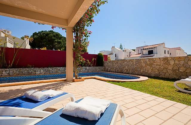 Villa Maria, 3 bedroom villa in Vilamoura Area, Algarve Photo #3