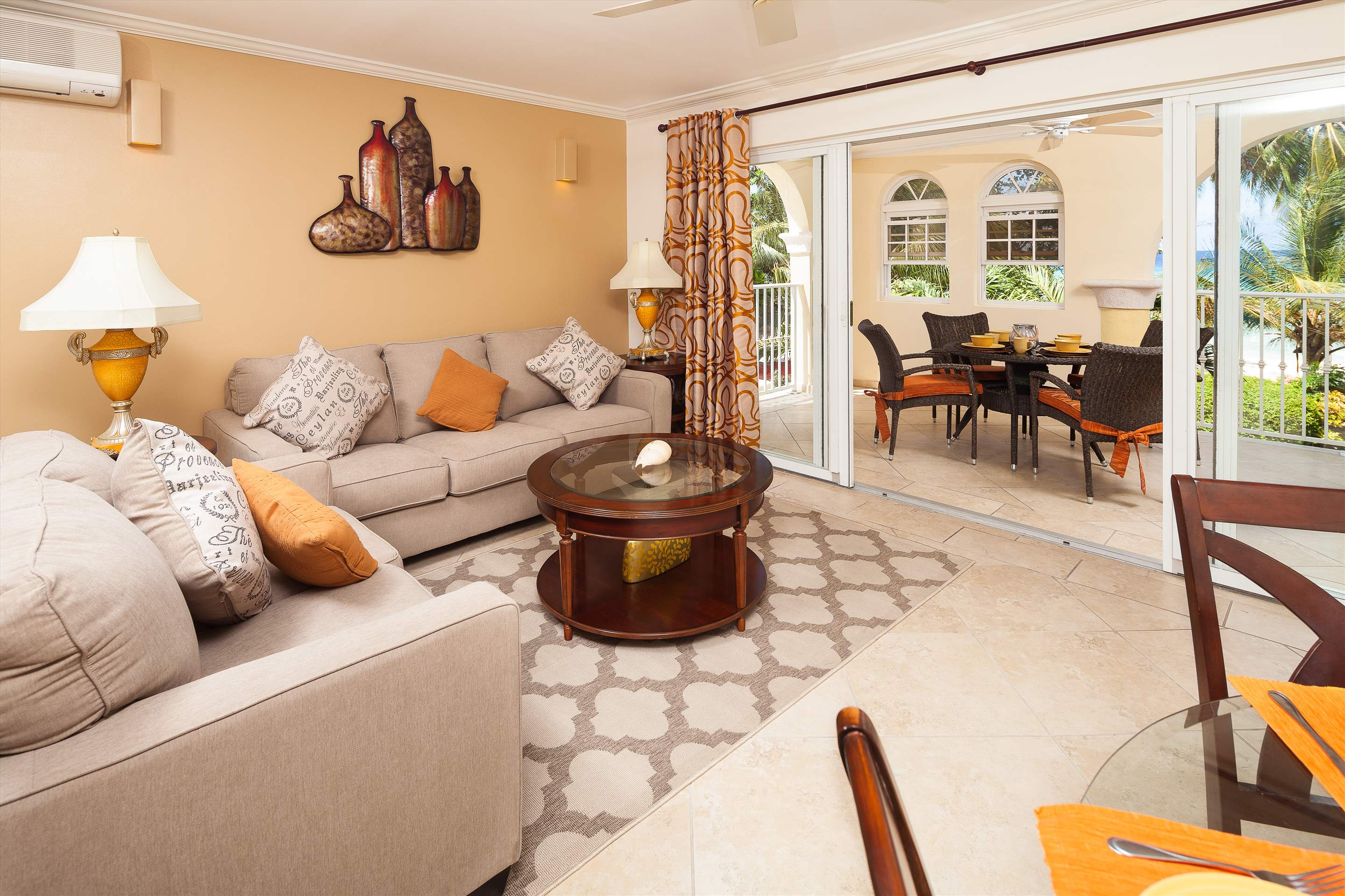 Sapphire Beach 118, 2 bedroom , 2 bedroom apartment in St. Lawrence Gap & South Coast, Barbados Photo #2