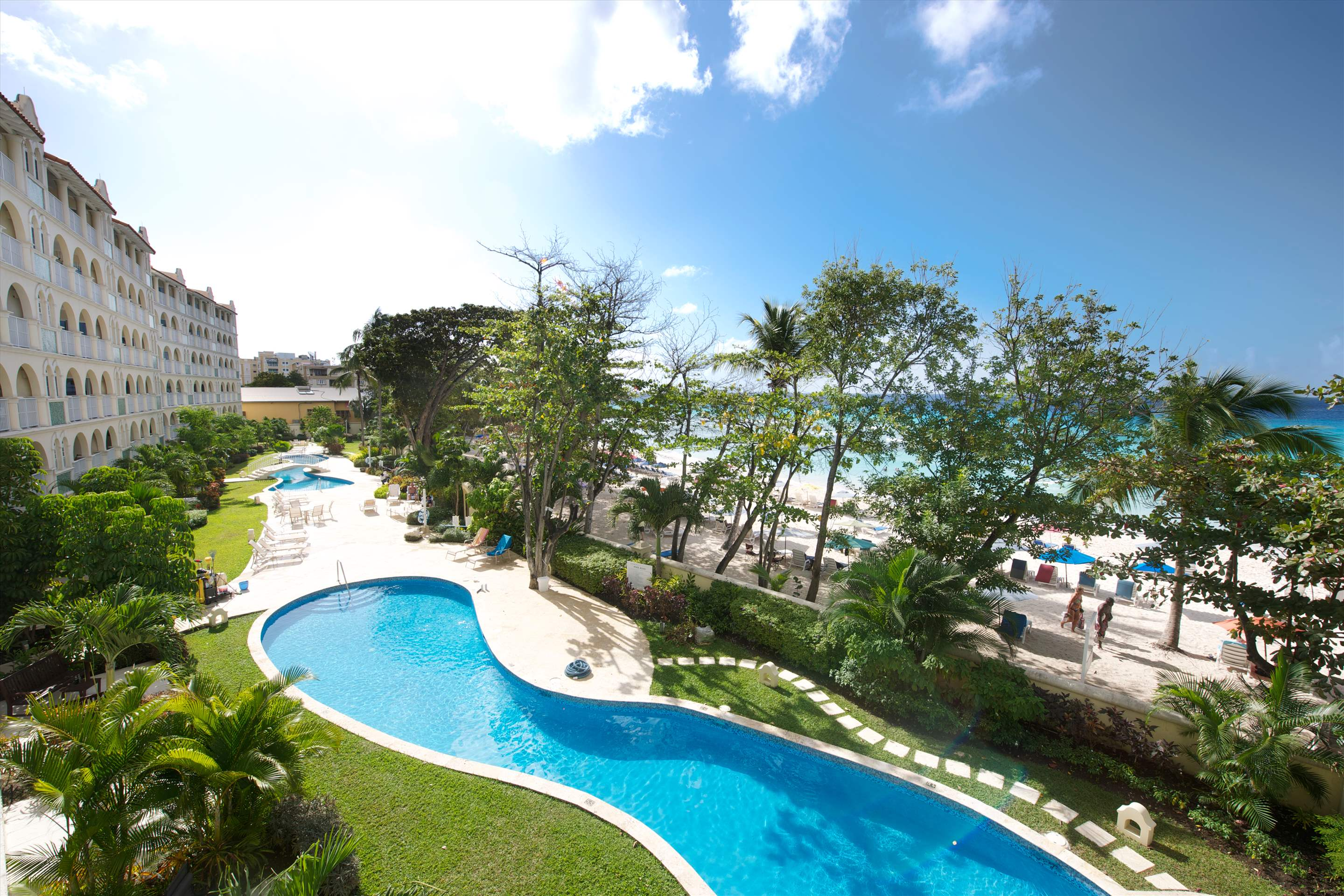 Sapphire Beach 203, 2 bedroom, 3 bedroom apartment in St. Lawrence Gap & South Coast, Barbados