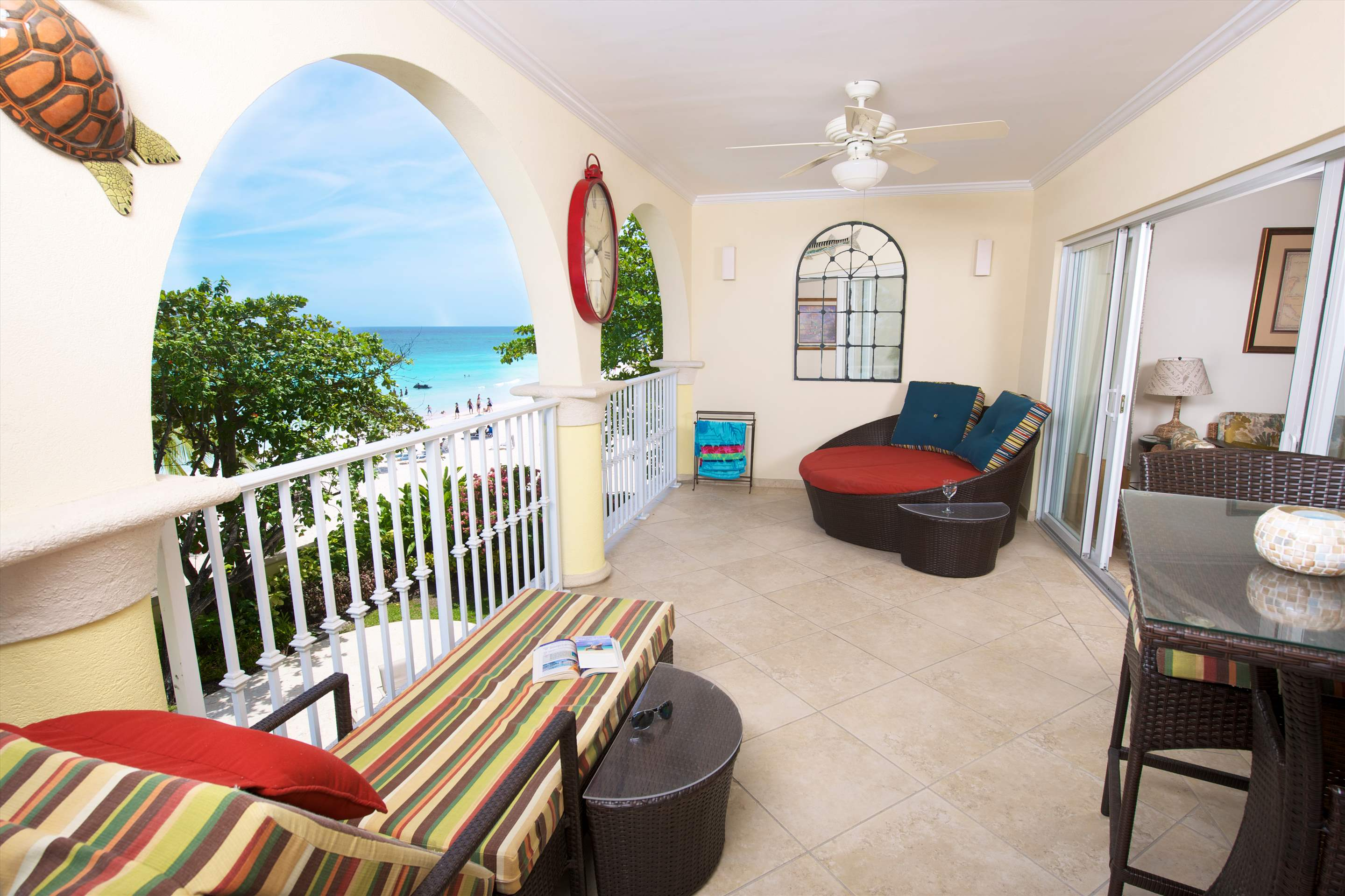 Sapphire Beach 203, 2 bedroom, 3 bedroom apartment in St. Lawrence Gap & South Coast, Barbados Photo #2