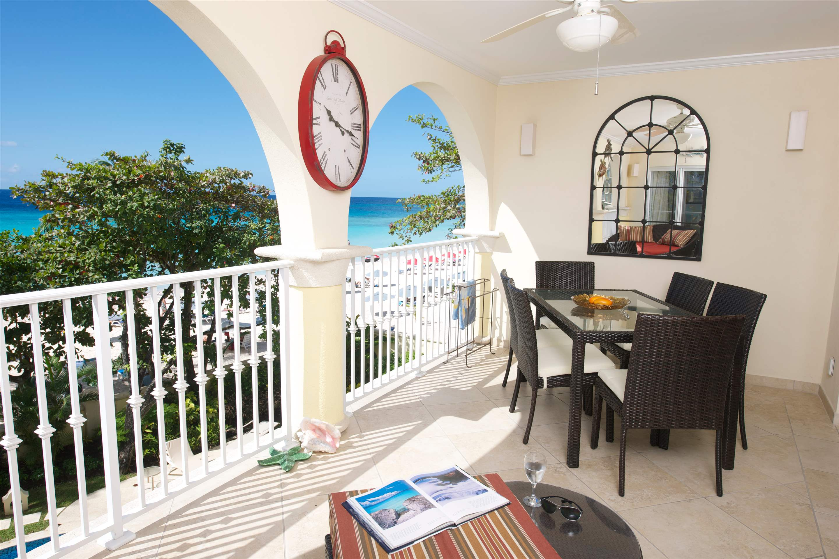 Sapphire Beach 203, 2 bedroom, 3 bedroom apartment in St. Lawrence Gap & South Coast, Barbados Photo #3