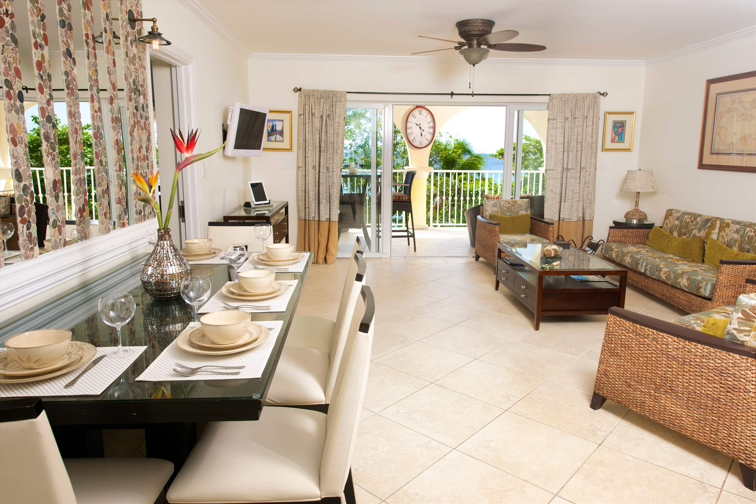 Sapphire Beach 203, 2 bedroom, 3 bedroom apartment in St. Lawrence Gap & South Coast, Barbados Photo #5