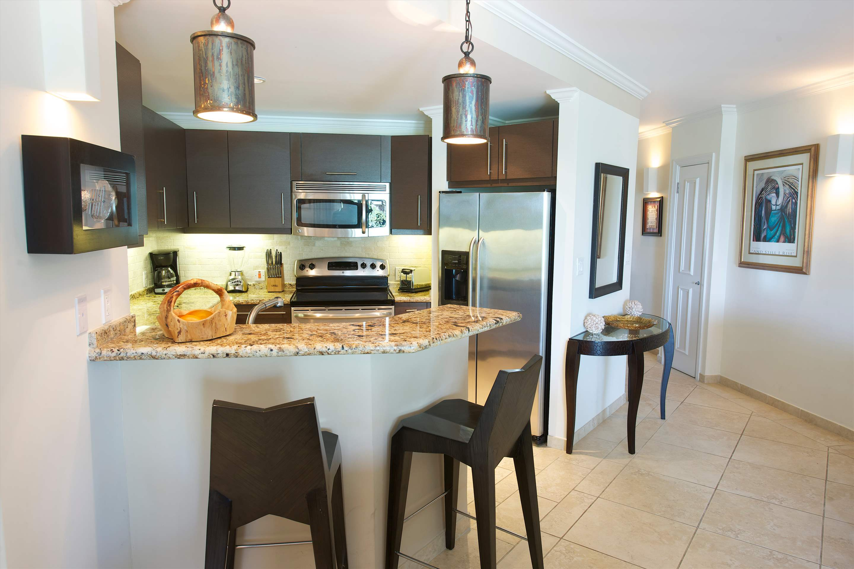 Sapphire Beach 203, 2 bedroom, 3 bedroom apartment in St. Lawrence Gap & South Coast, Barbados Photo #7