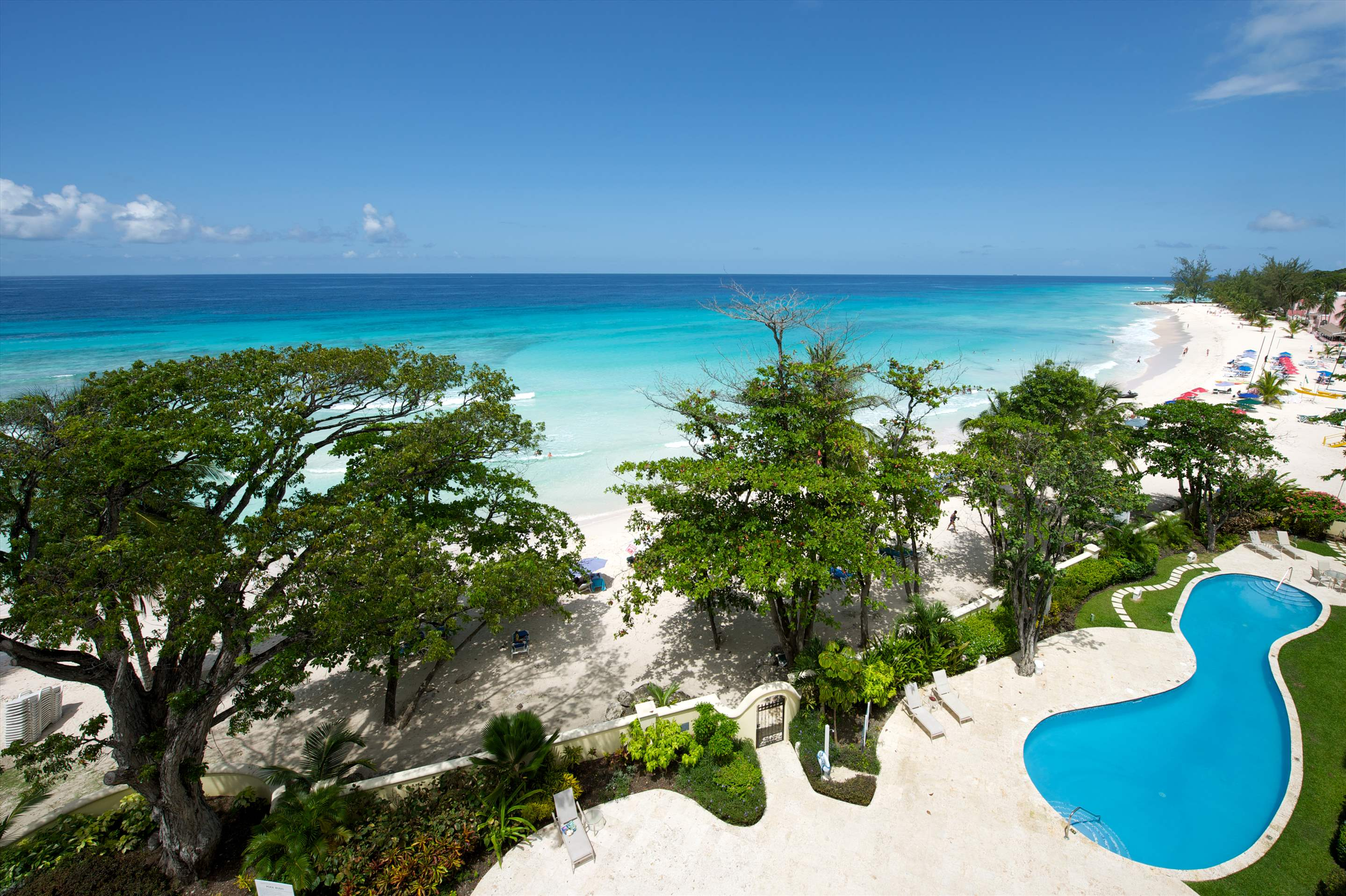 Sapphire Beach 509, 2 bedroom, 3 bedroom apartment in St. Lawrence Gap & South Coast, Barbados