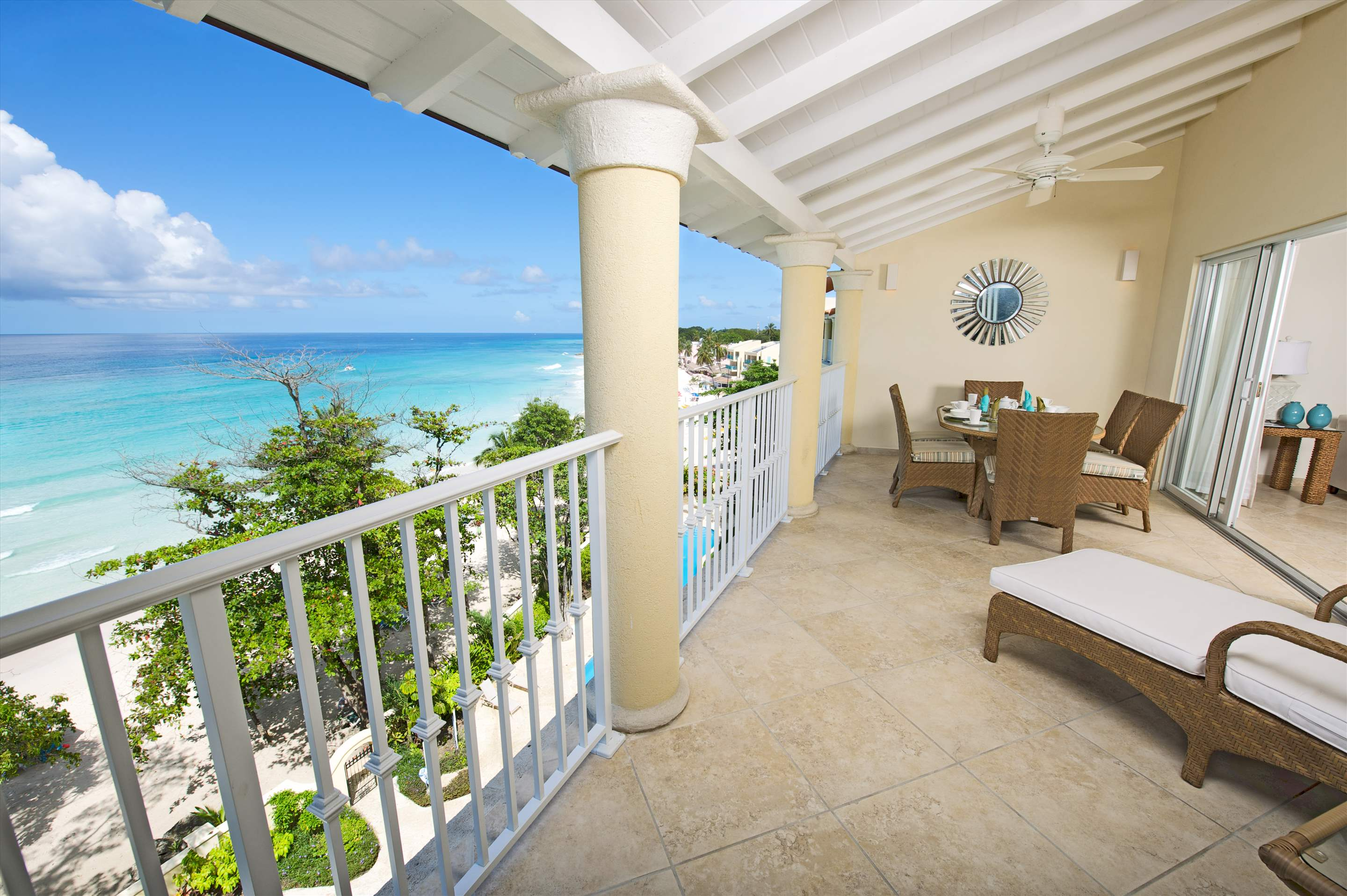 Sapphire Beach 509, 2 bedroom, 3 bedroom apartment in St. Lawrence Gap & South Coast, Barbados Photo #2