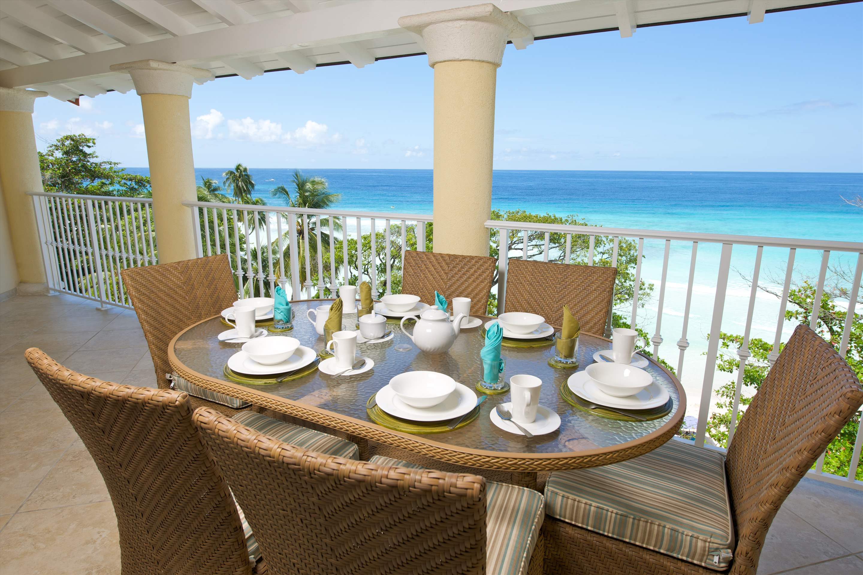 Sapphire Beach 509, 2 bedroom, 3 bedroom apartment in St. Lawrence Gap & South Coast, Barbados Photo #3