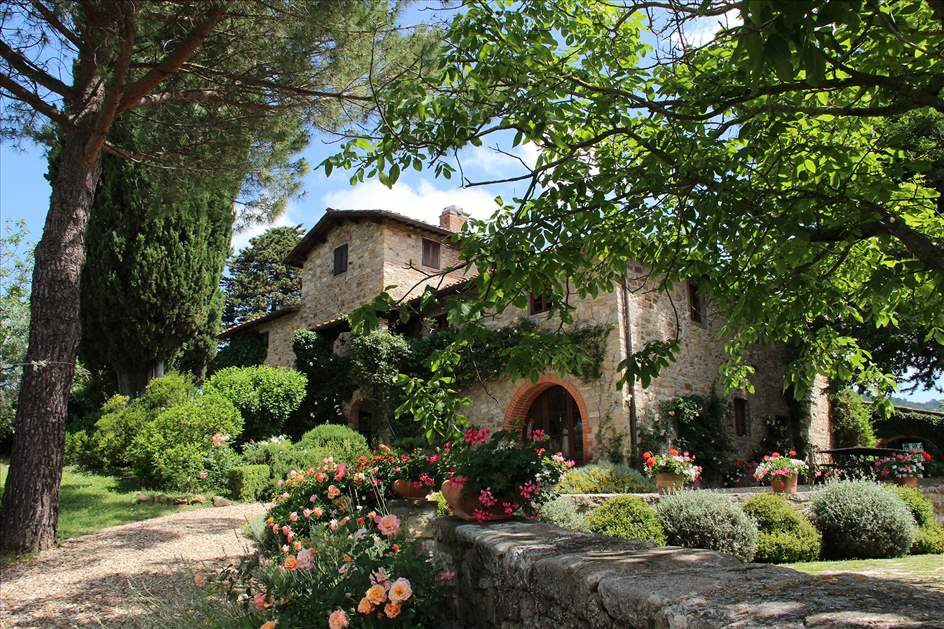 Villa Giacinto, 6 Bedroom rate, 6 villa in Chianti & Countryside, Tuscany
