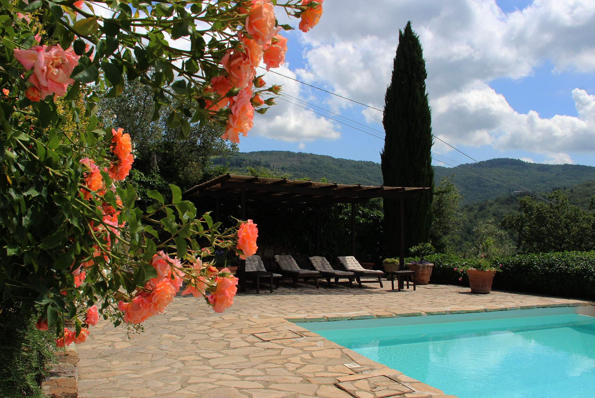 Villa Giacinto, 6 Bedroom rate, 6 bedroom villa in Chianti & Countryside, Tuscany Photo #11