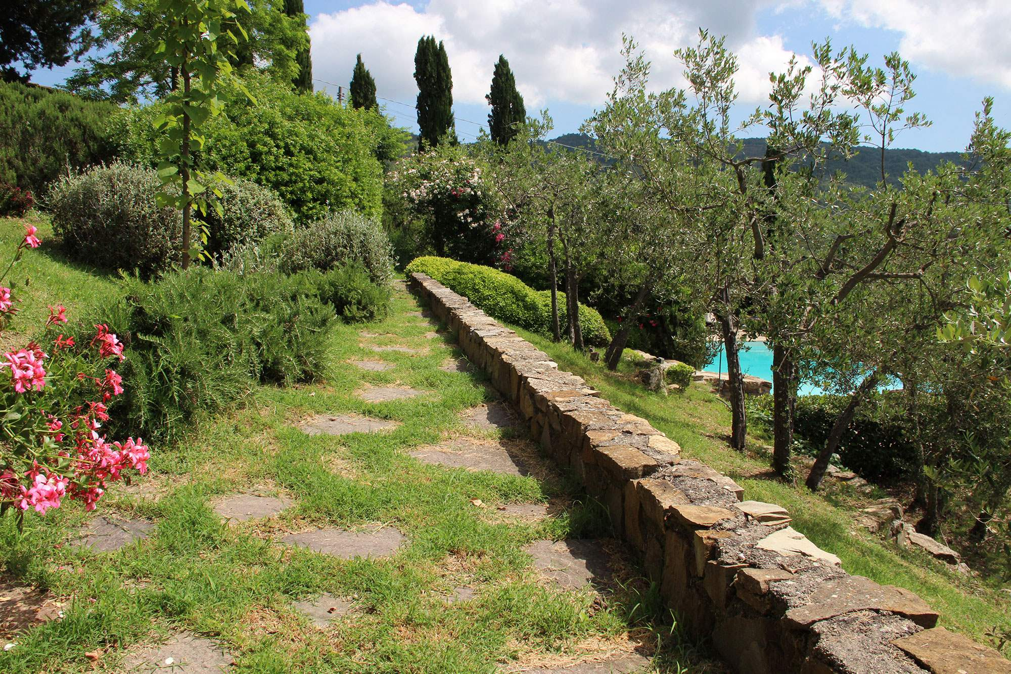 Villa Giacinto, 6 Bedroom rate, 6 bedroom villa in Chianti & Countryside, Tuscany Photo #14