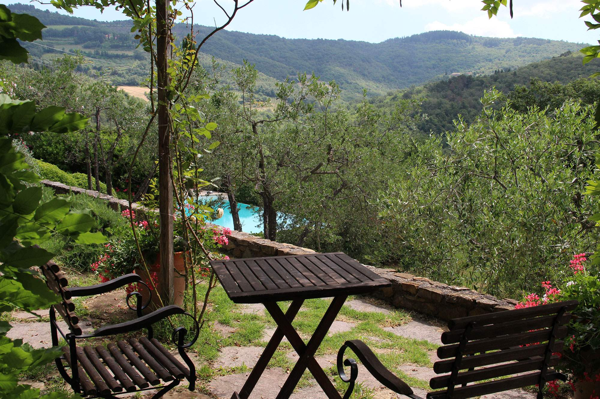 Villa Giacinto, 6 Bedroom rate, 6 bedroom villa in Chianti & Countryside, Tuscany Photo #3