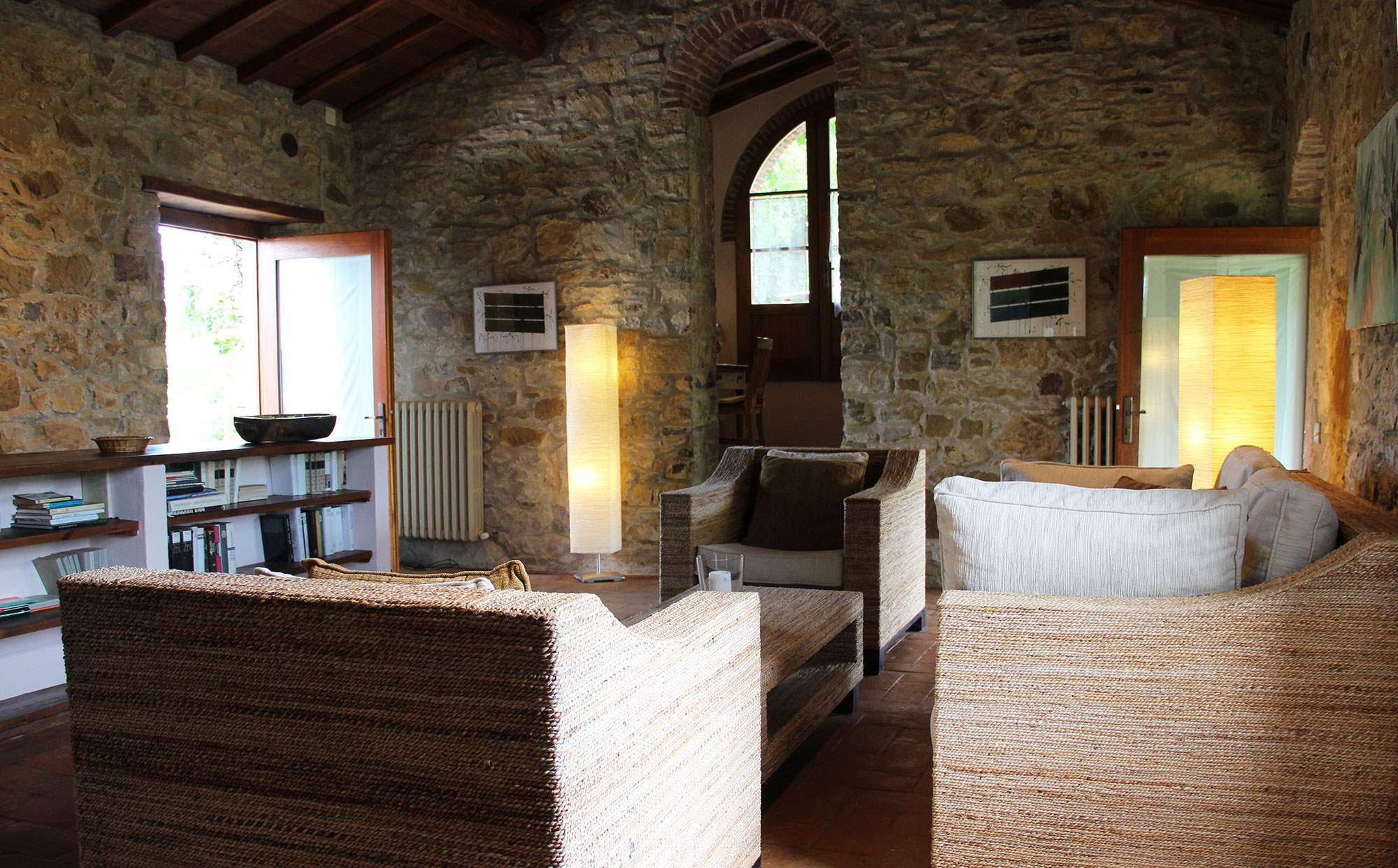Villa Giacinto, 6 Bedroom rate, 6 bedroom villa in Chianti & Countryside, Tuscany Photo #4