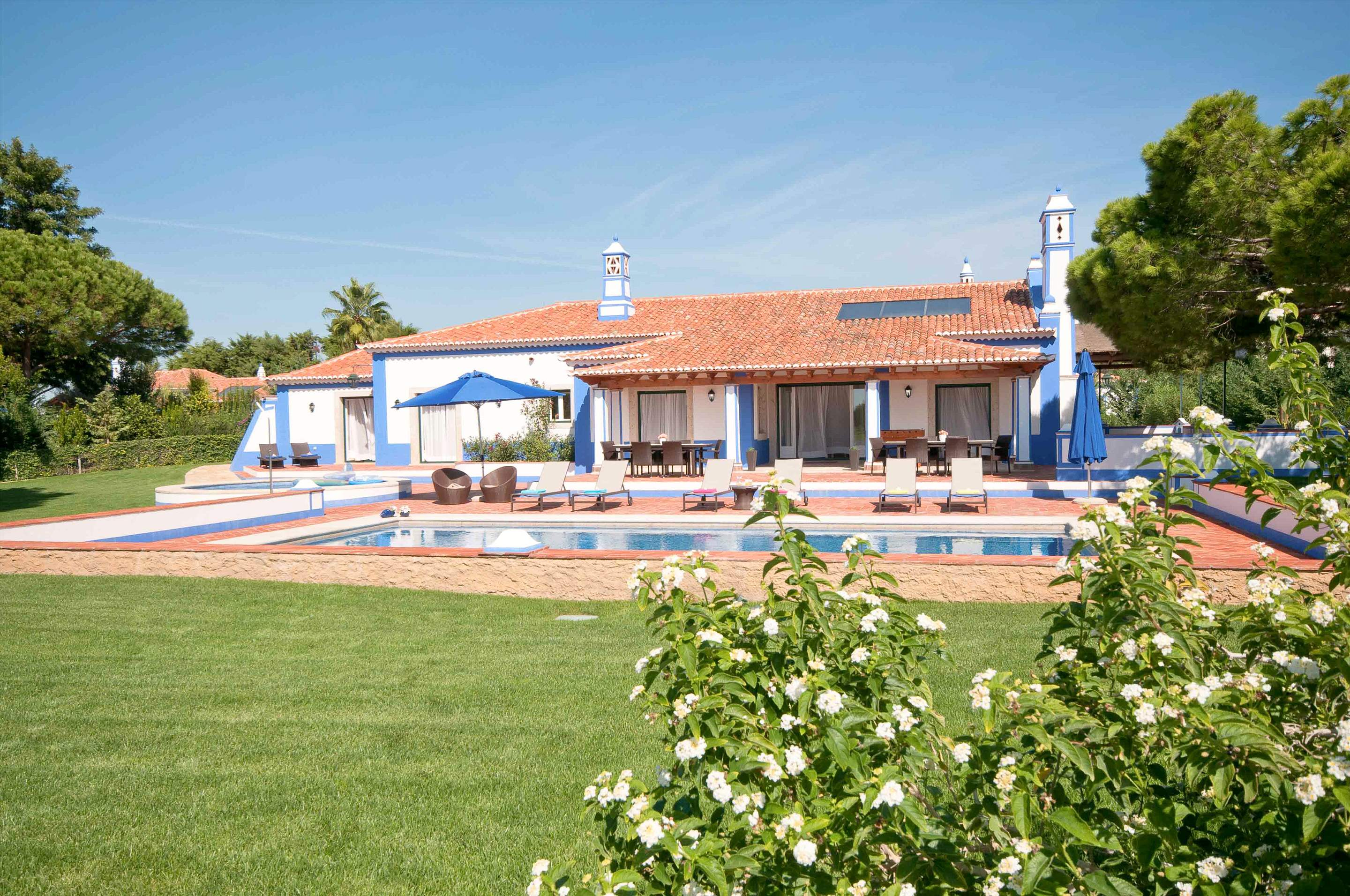 Villa Mirante 1, Five Bedroom Rate, 5 bedroom villa in Albufeira Area, Algarve Photo #1