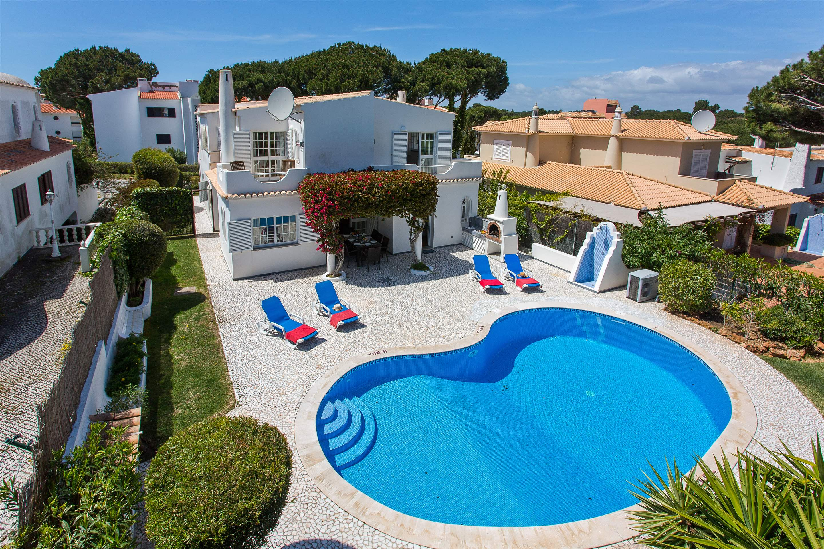 Villa Casablanca, 4 bedroom villa in Vilamoura Area, Algarve Photo #15
