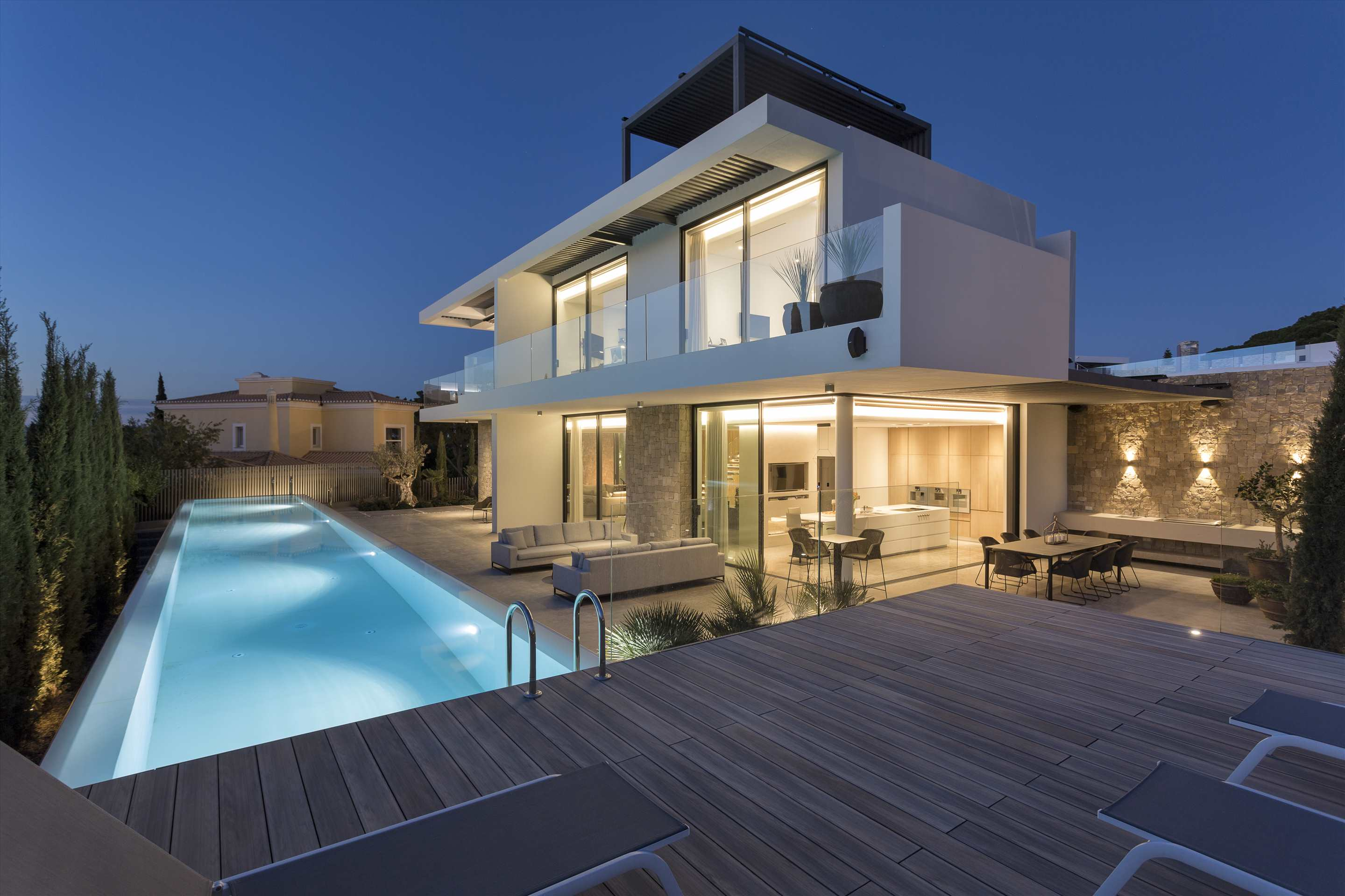 Villa Syrah, 5 bedroom villa in Vale do Lobo, Algarve Photo #1