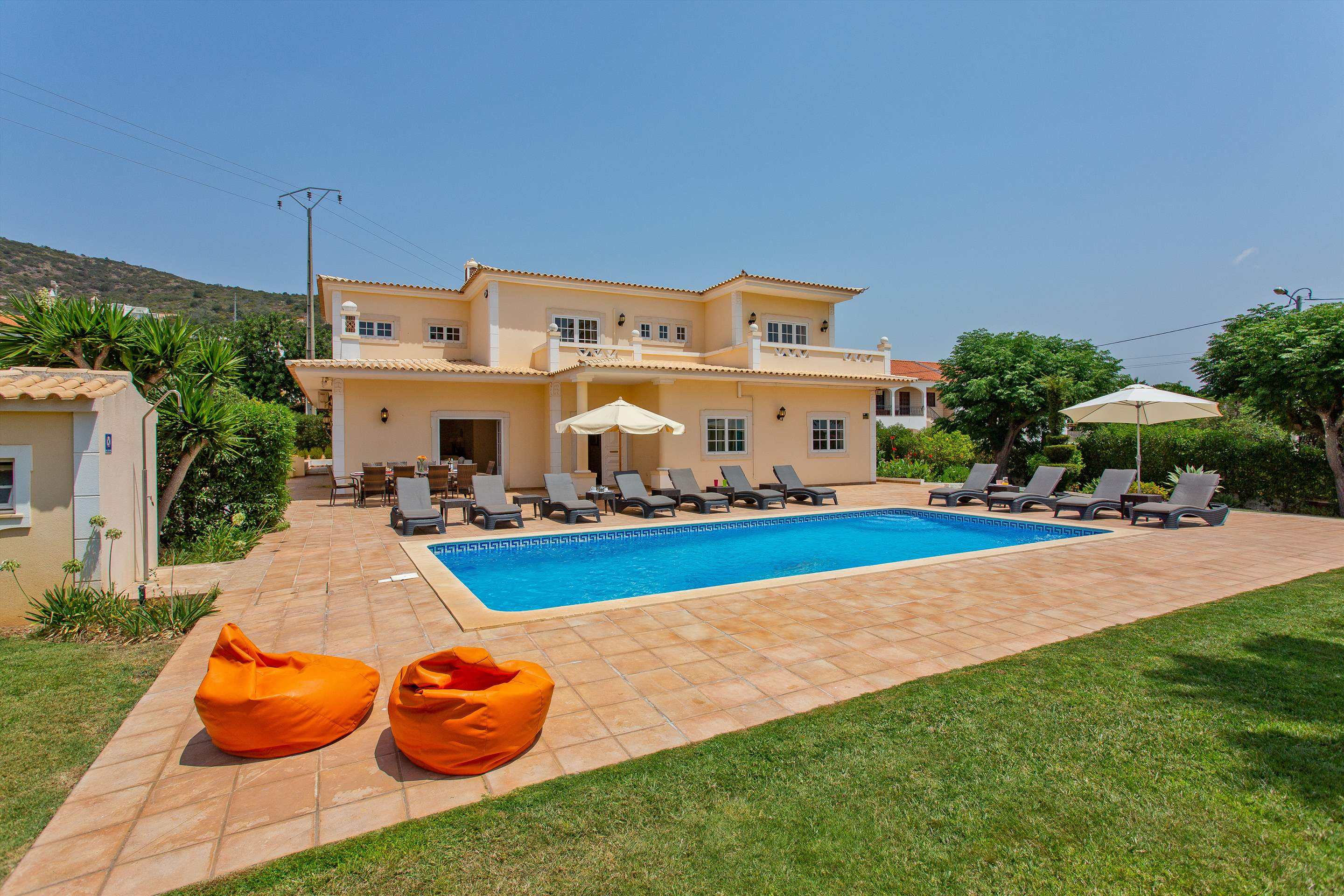 Quinta do Bruno, Eight Bedroom Rate including annexes, 8 bedroom villa in Vilamoura Area, Algarve