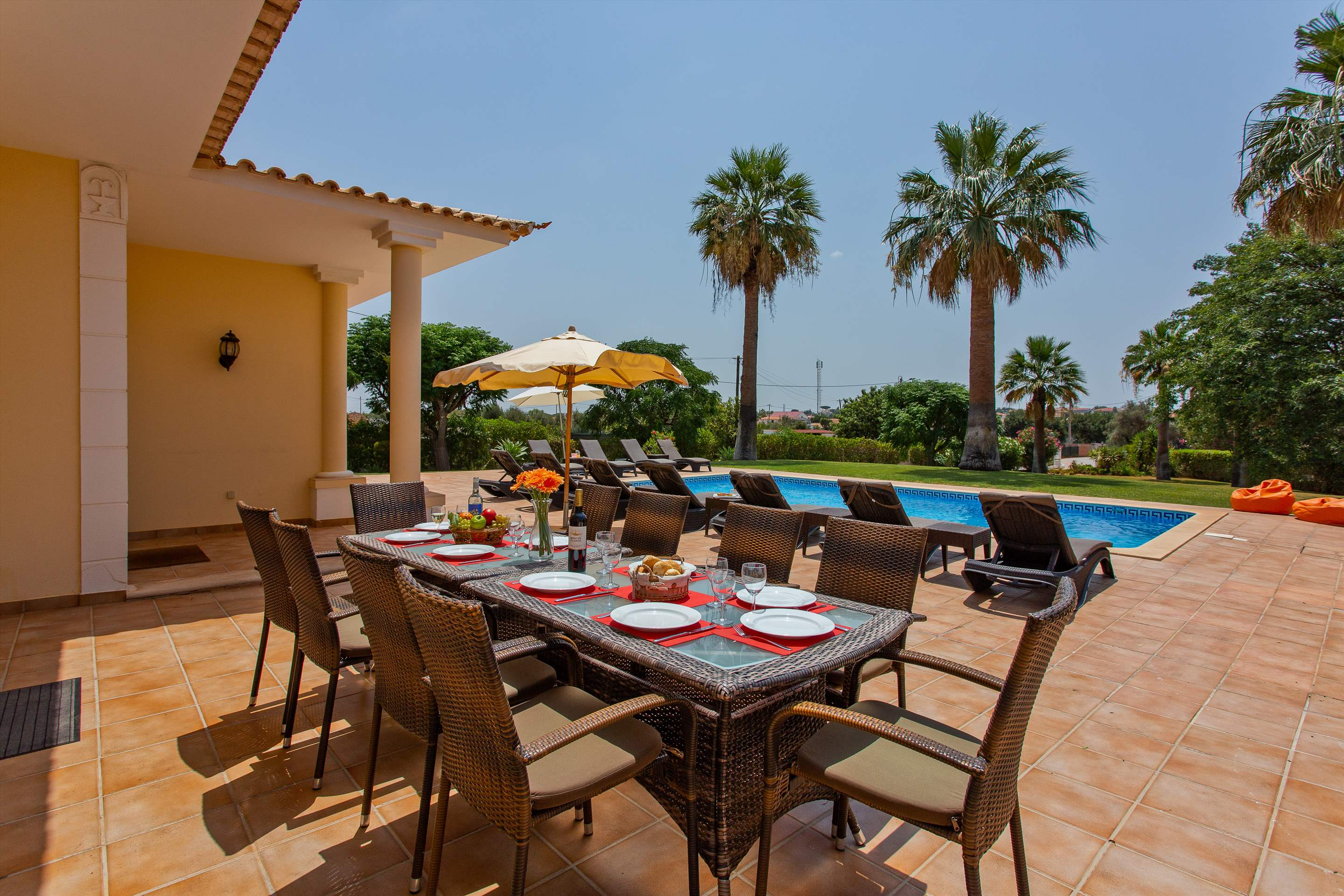 Quinta do Bruno, Eight Bedroom Rate including annexes, 8 bedroom villa in Vilamoura Area, Algarve Photo #3
