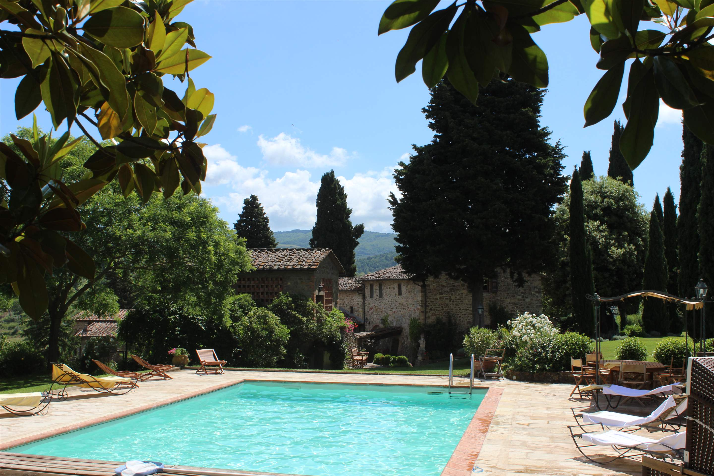 Villa Campana, 5 bedroom villa in Chianti & Countryside, Tuscany Photo #10