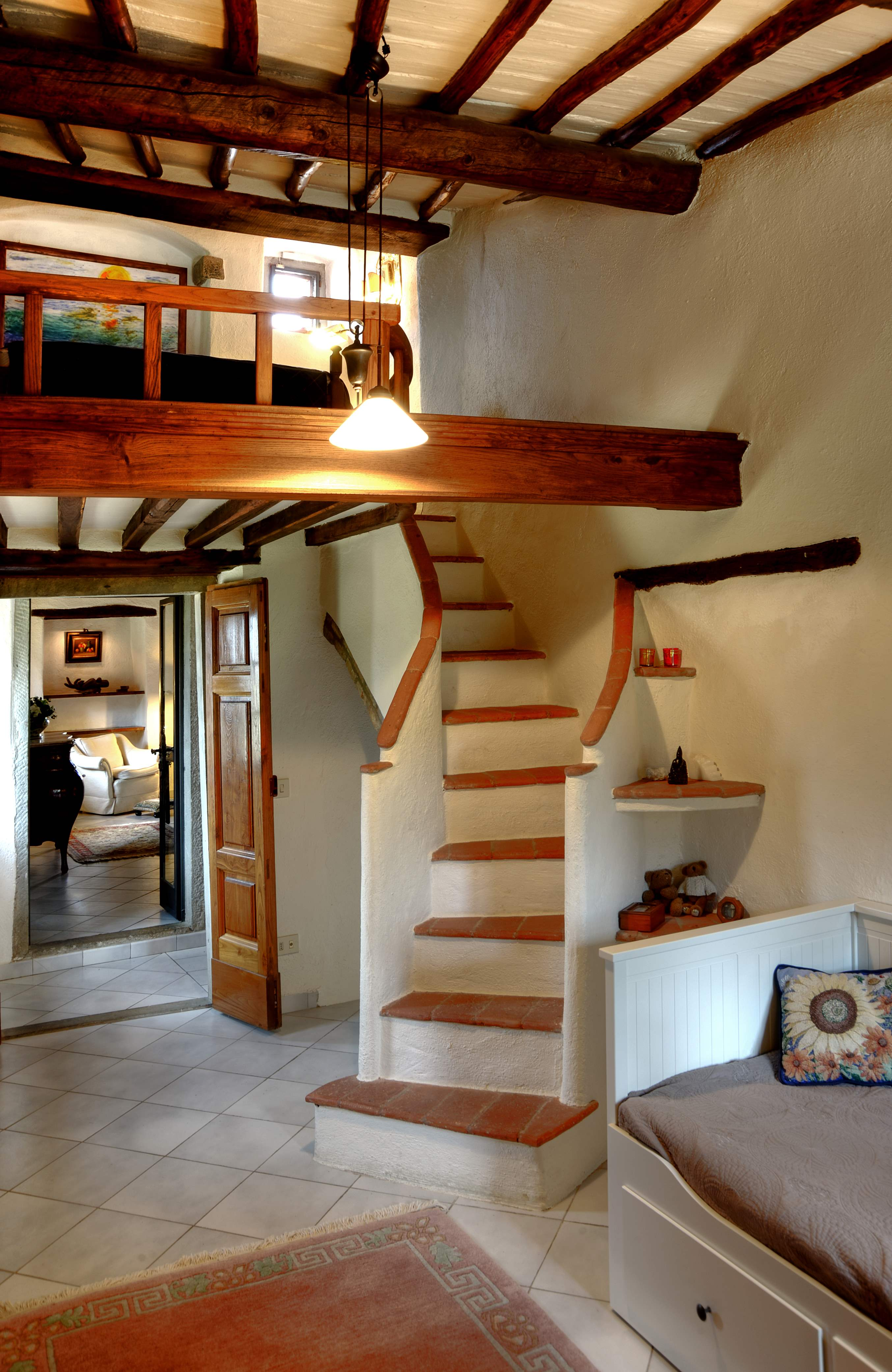 Villa Campana, 5 bedroom villa in Chianti & Countryside, Tuscany Photo #11