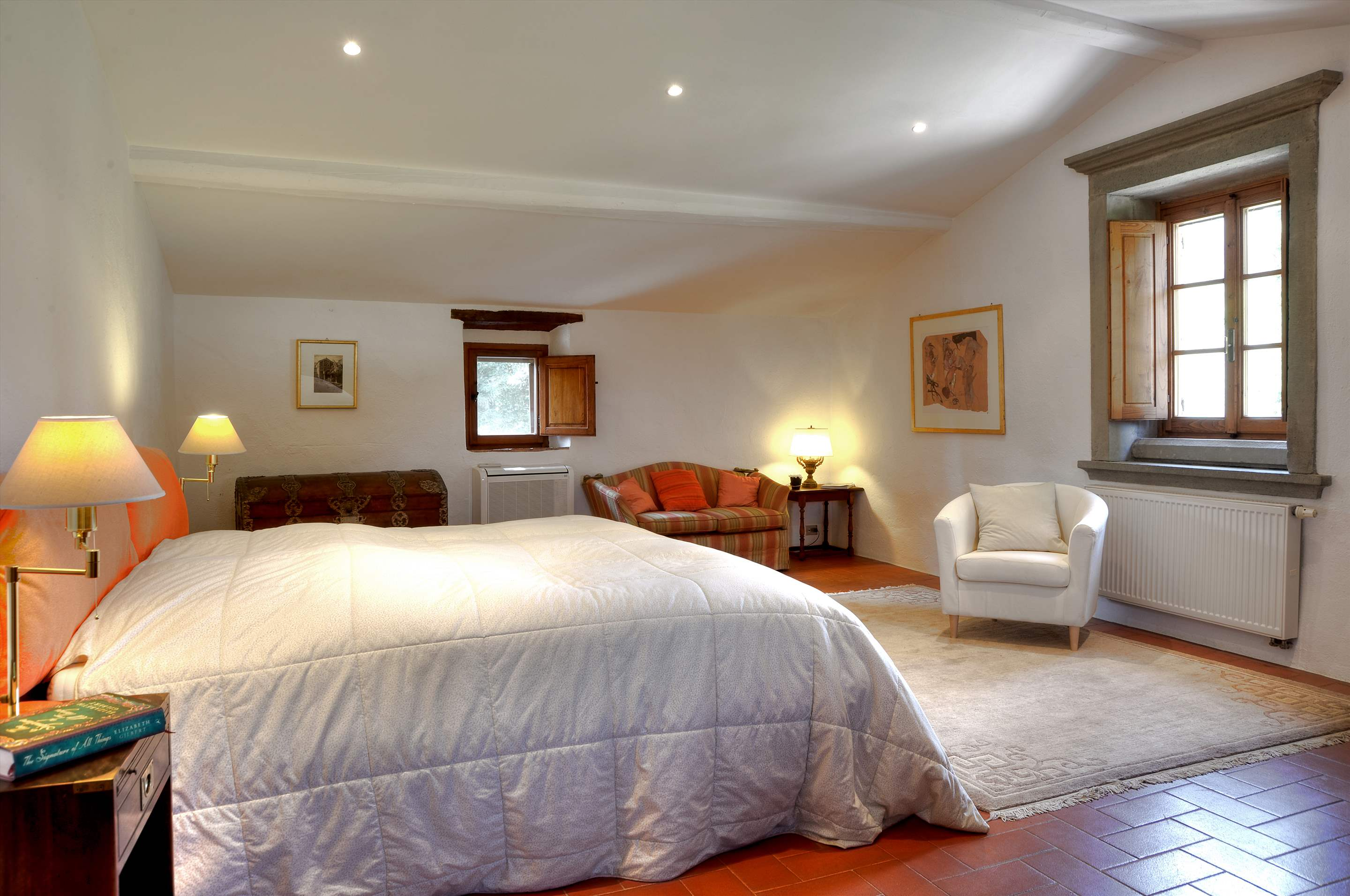 Villa Campana, 5 bedroom villa in Chianti & Countryside, Tuscany Photo #14
