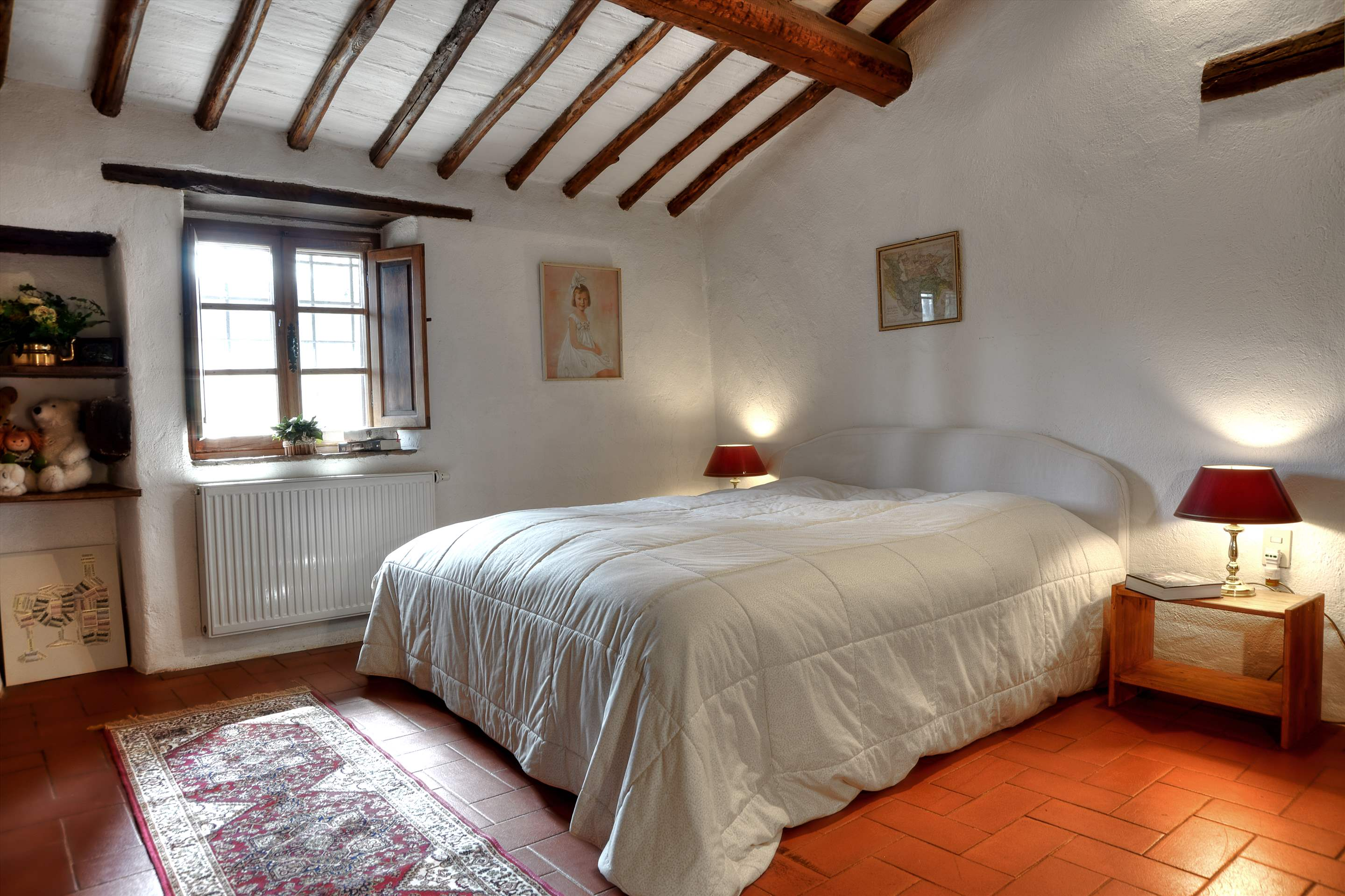 Villa Campana, 5 bedroom villa in Chianti & Countryside, Tuscany Photo #16