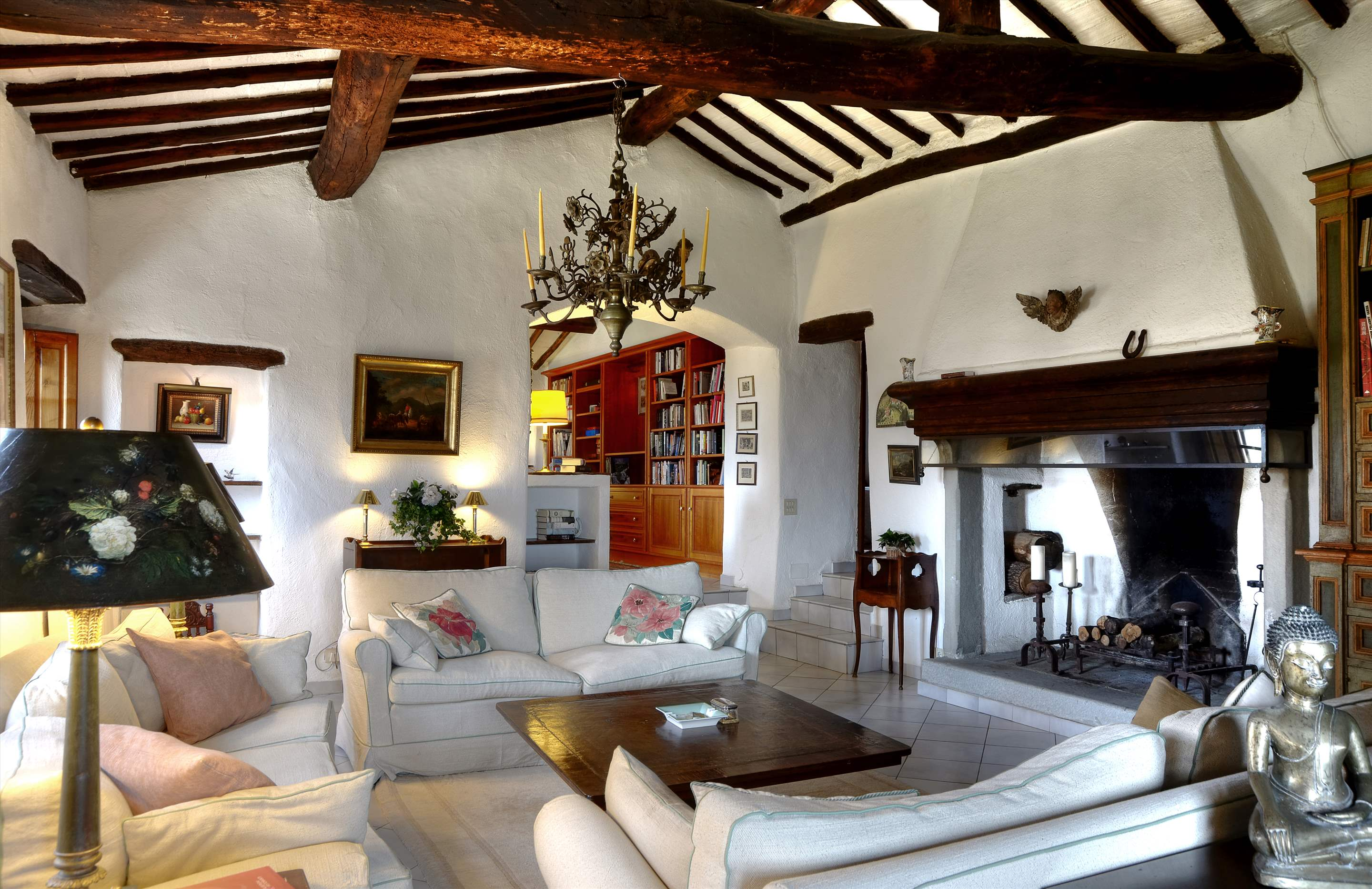 Villa Campana, 5 bedroom villa in Chianti & Countryside, Tuscany Photo #3
