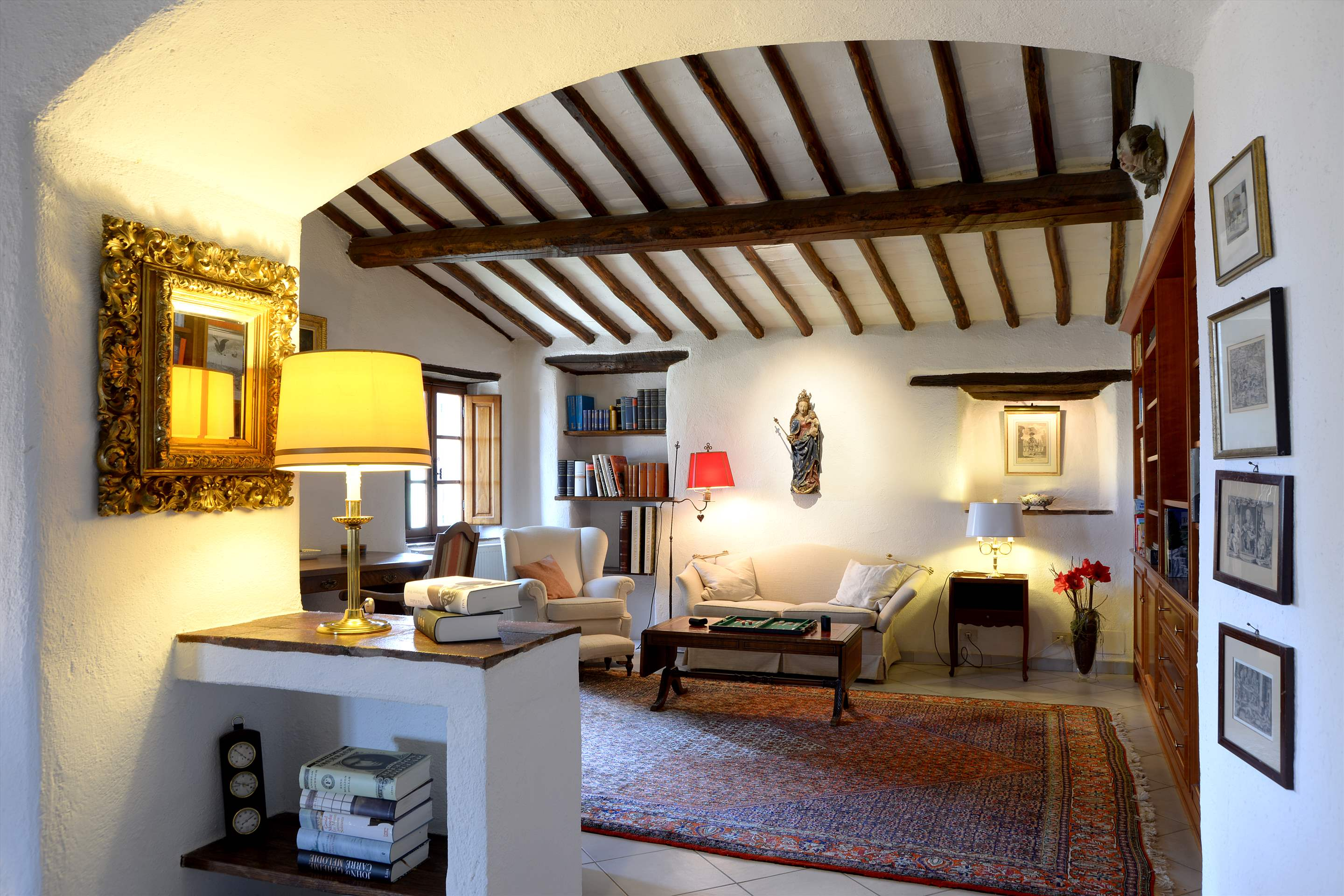 Villa Campana, 5 bedroom villa in Chianti & Countryside, Tuscany Photo #6
