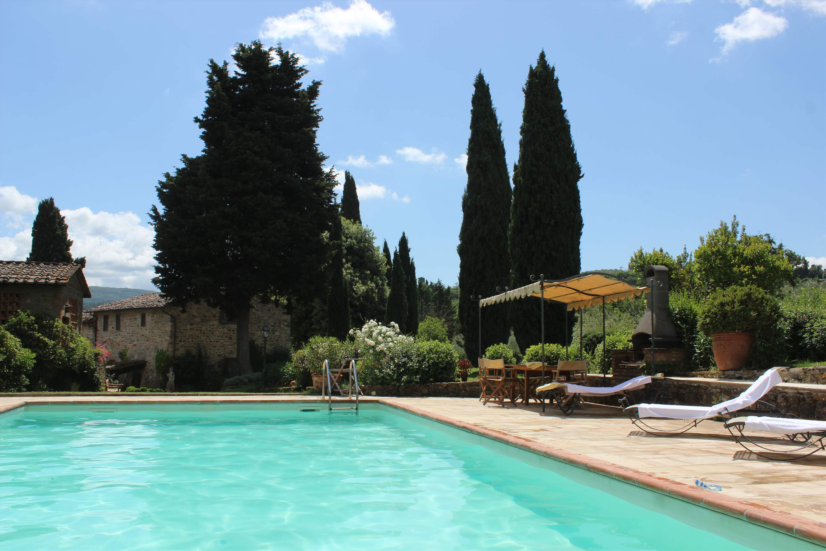 Villa Campana, 5 bedroom villa in Chianti & Countryside, Tuscany Photo #9
