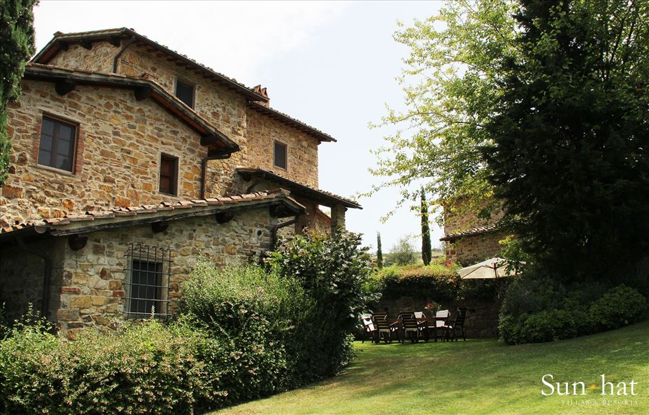 Casa Ferruzzi 2, 3 apartment in Chianti & Countryside, Tuscany