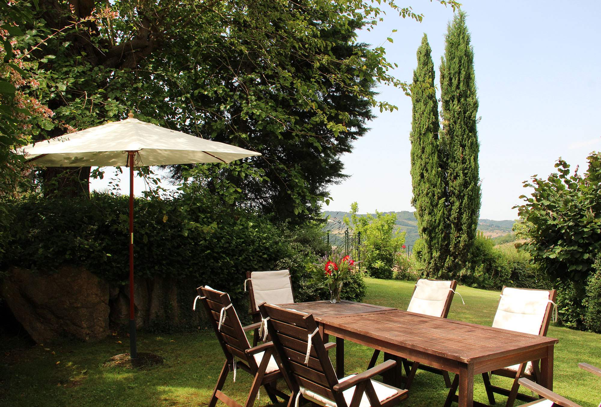 Casa Ferruzzi 2, 3 bedroom apartment in Chianti & Countryside, Tuscany Photo #11
