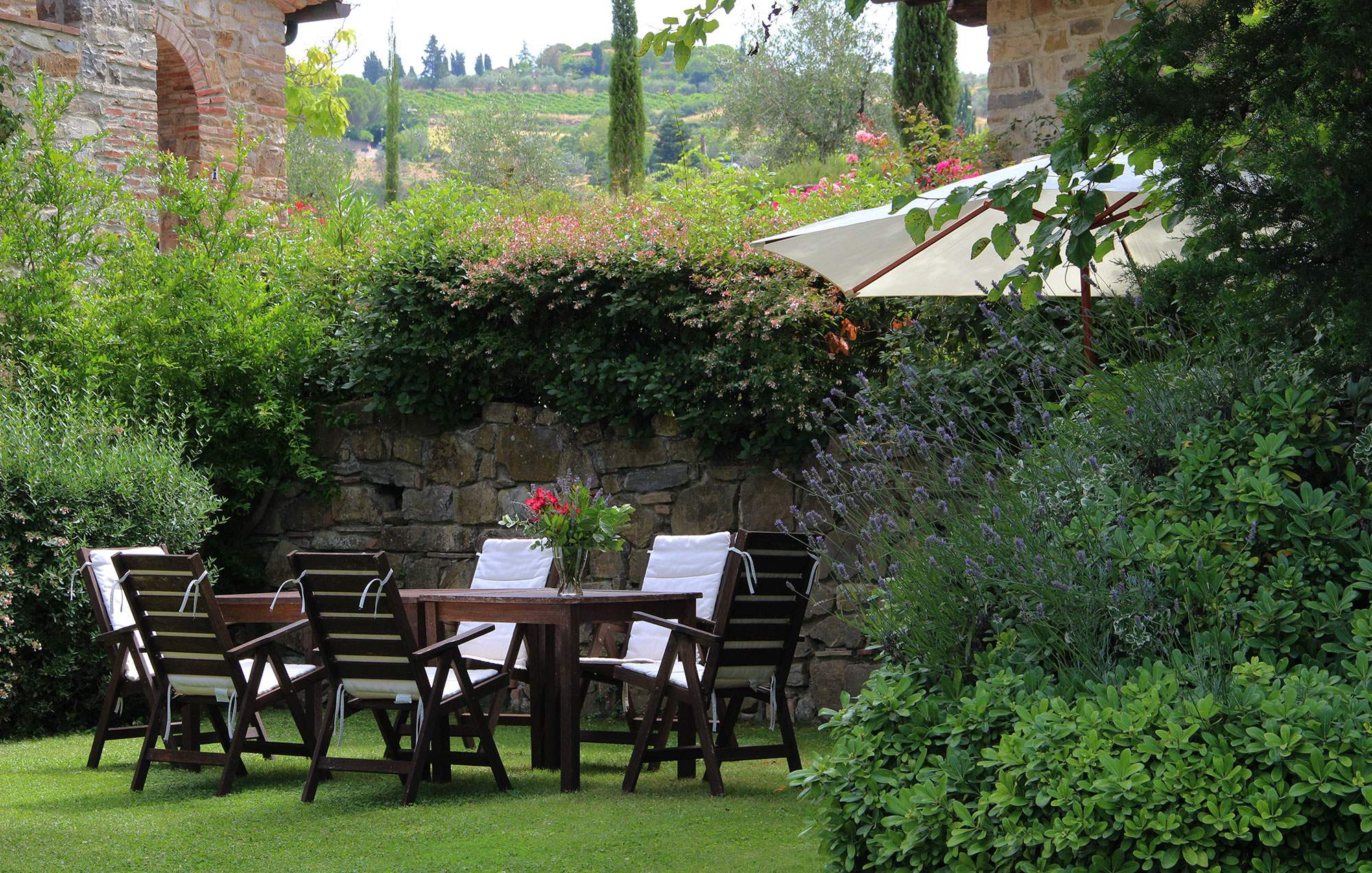 Casa Ferruzzi 2, 3 bedroom apartment in Chianti & Countryside, Tuscany Photo #12