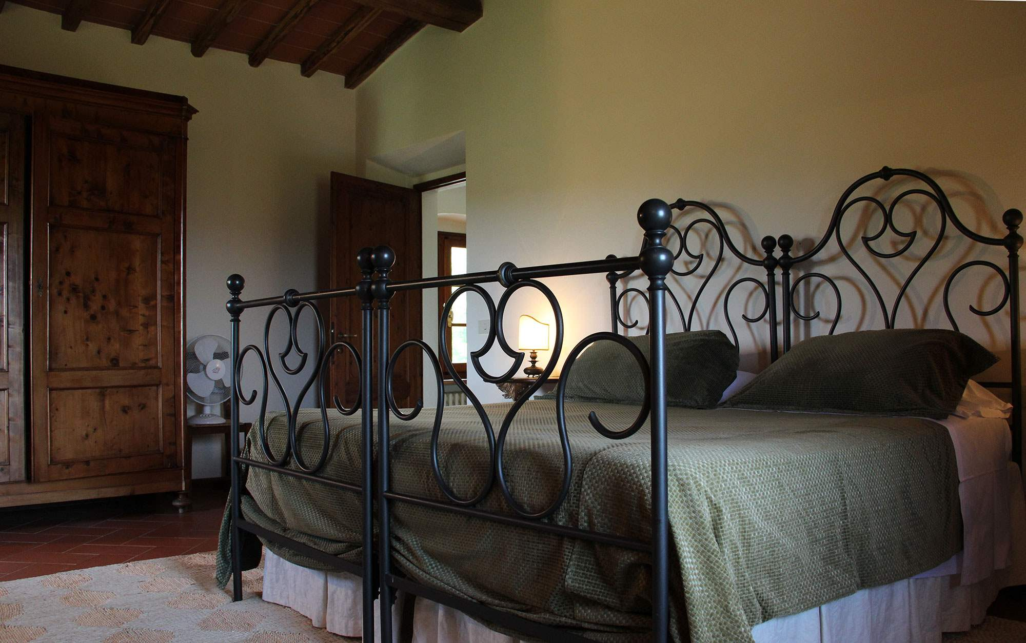 Casa Ferruzzi 2, 3 bedroom apartment in Chianti & Countryside, Tuscany Photo #14