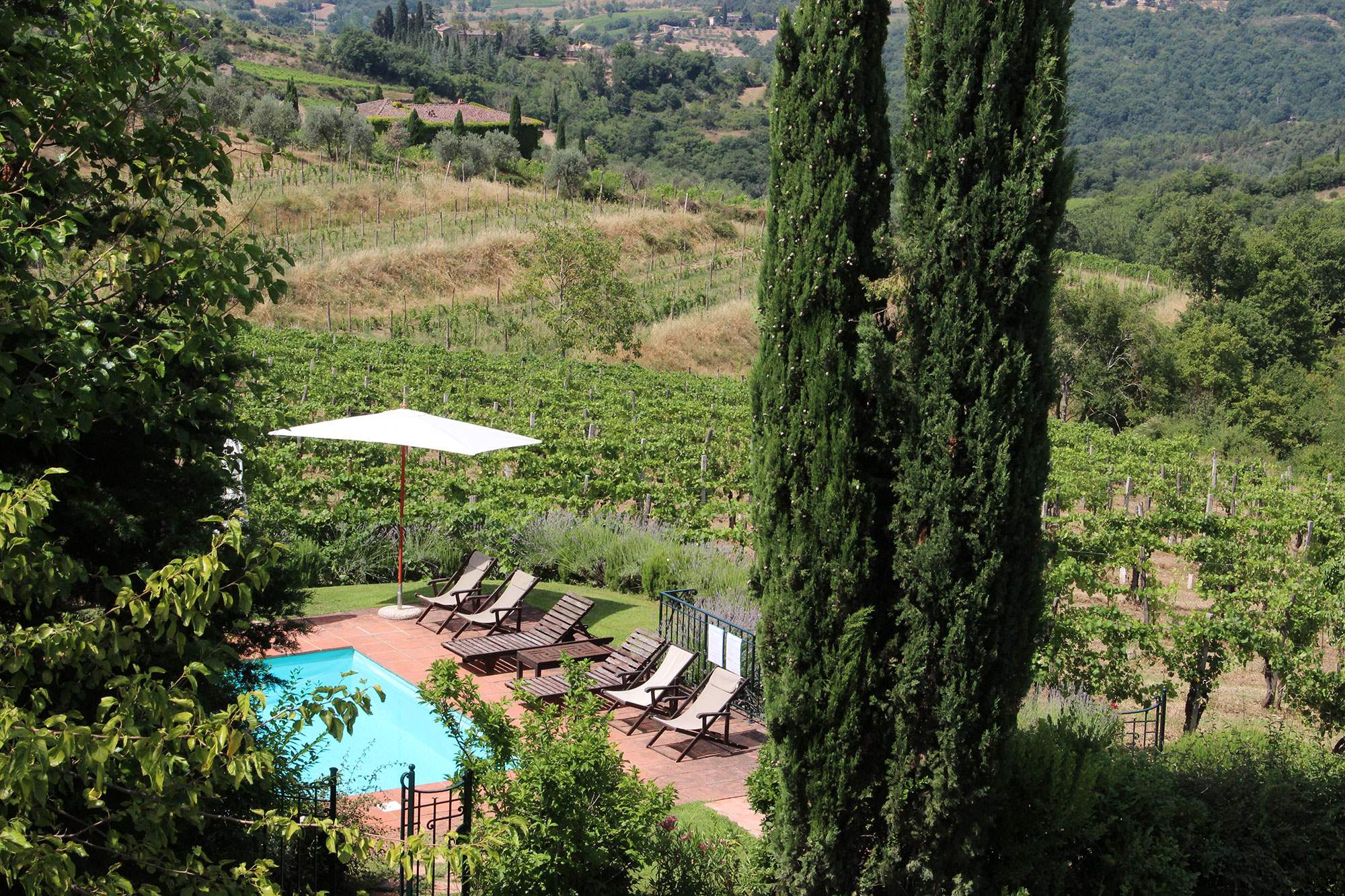Casa Ferruzzi 2, 3 bedroom apartment in Chianti & Countryside, Tuscany Photo #2