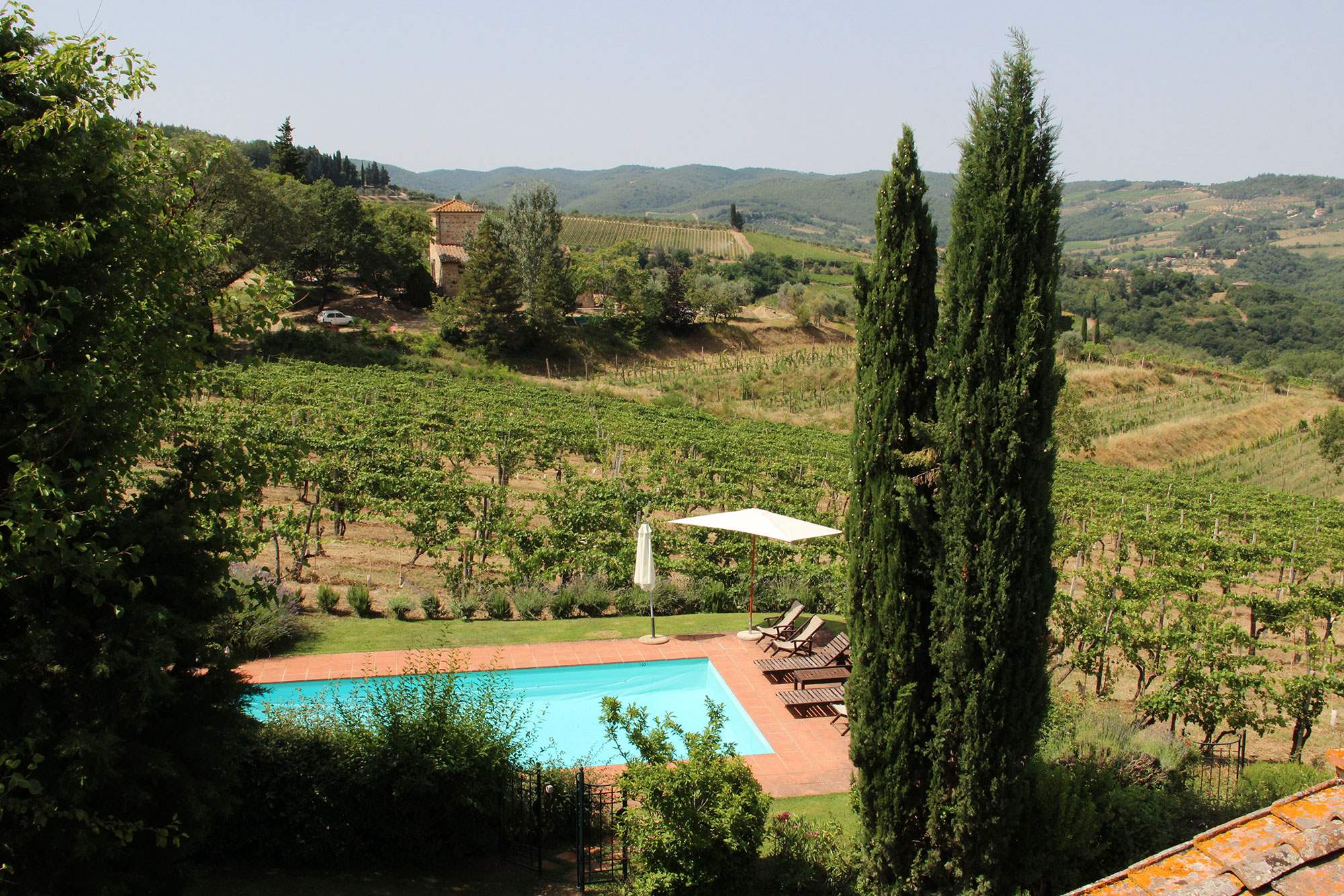 Casa Ferruzzi 2, 3 bedroom apartment in Chianti & Countryside, Tuscany Photo #23