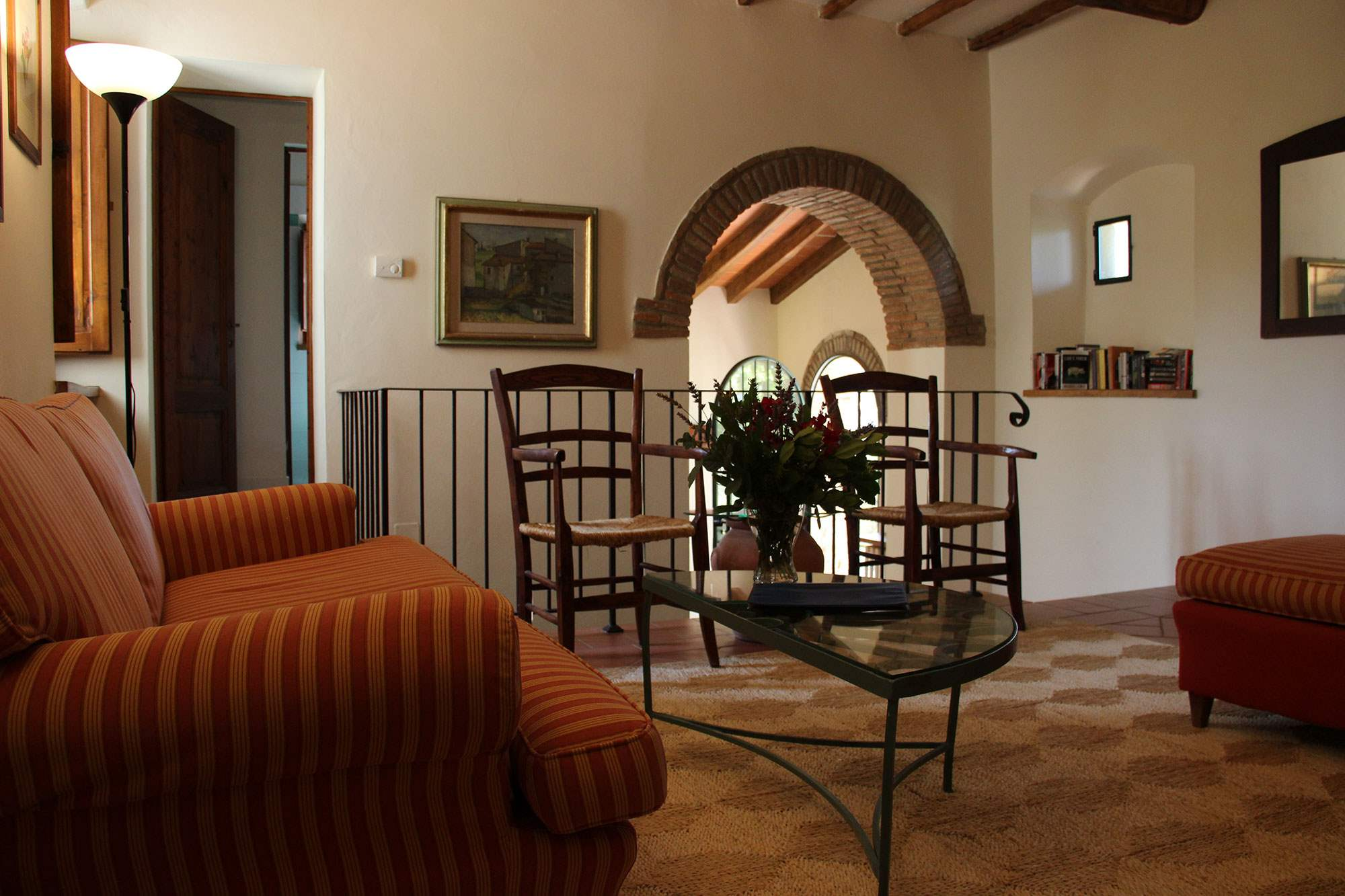 Casa Ferruzzi 2, 3 bedroom apartment in Chianti & Countryside, Tuscany Photo #6