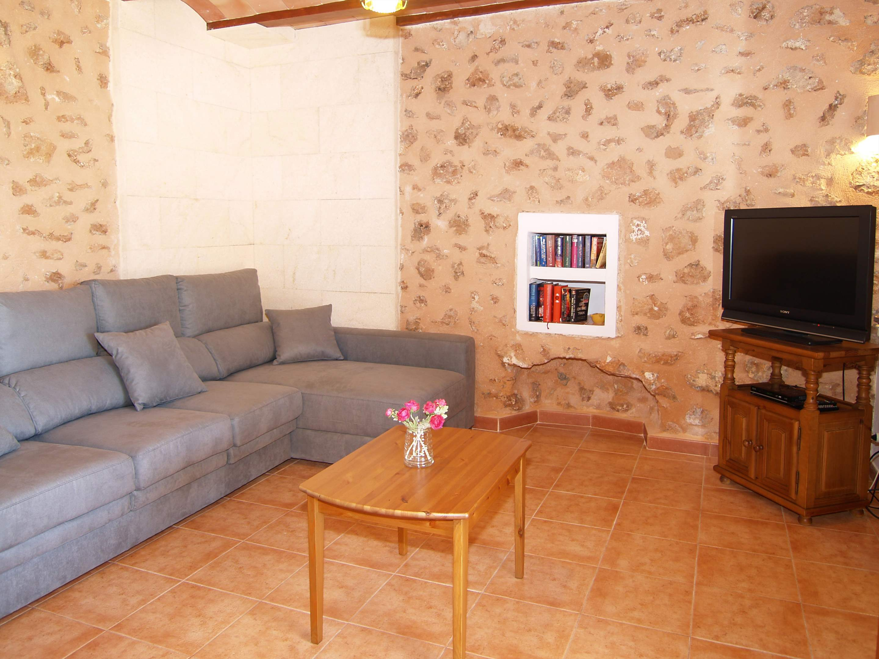 Can Formatge, 2 bedroom villa in Campos & Sa Rapita , Majorca Photo #4
